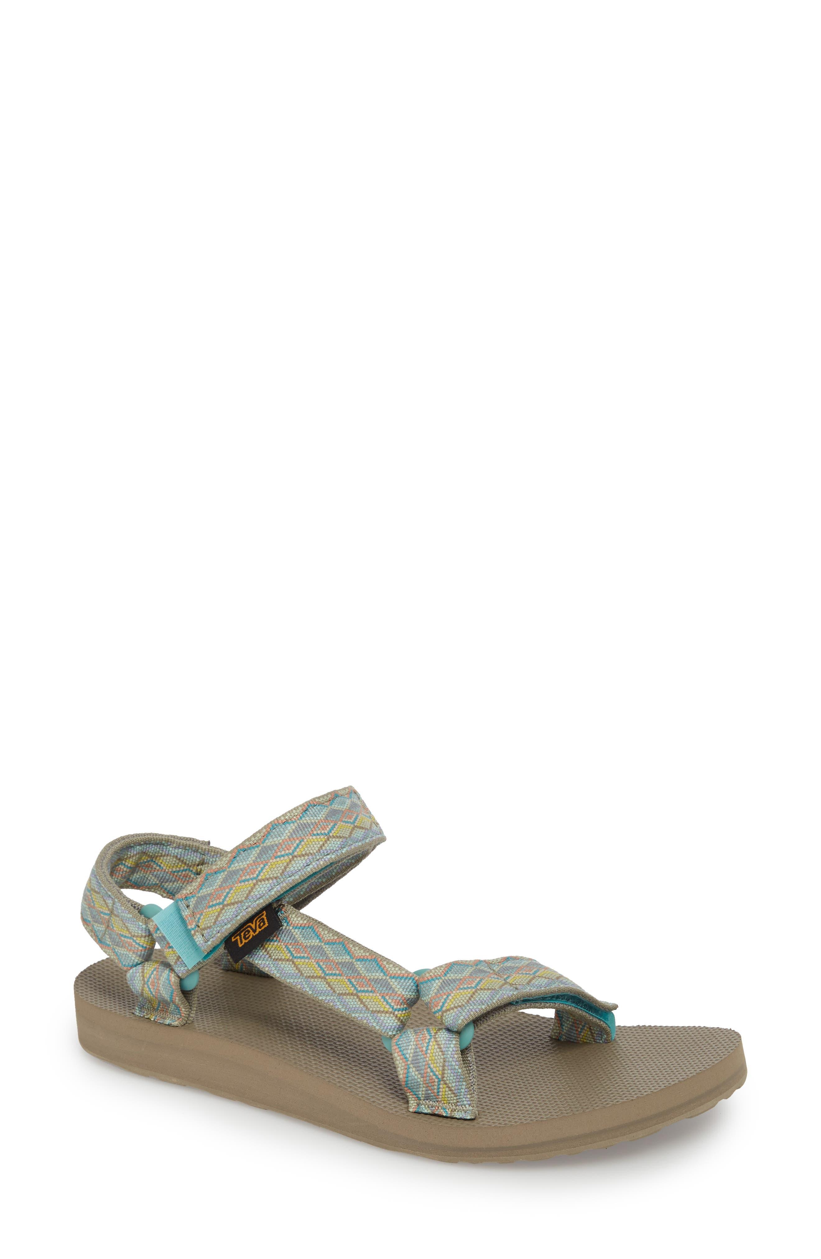 'Original Universal' Sandal,                         Main,                         color, Mirimar Fade Sage Multi
