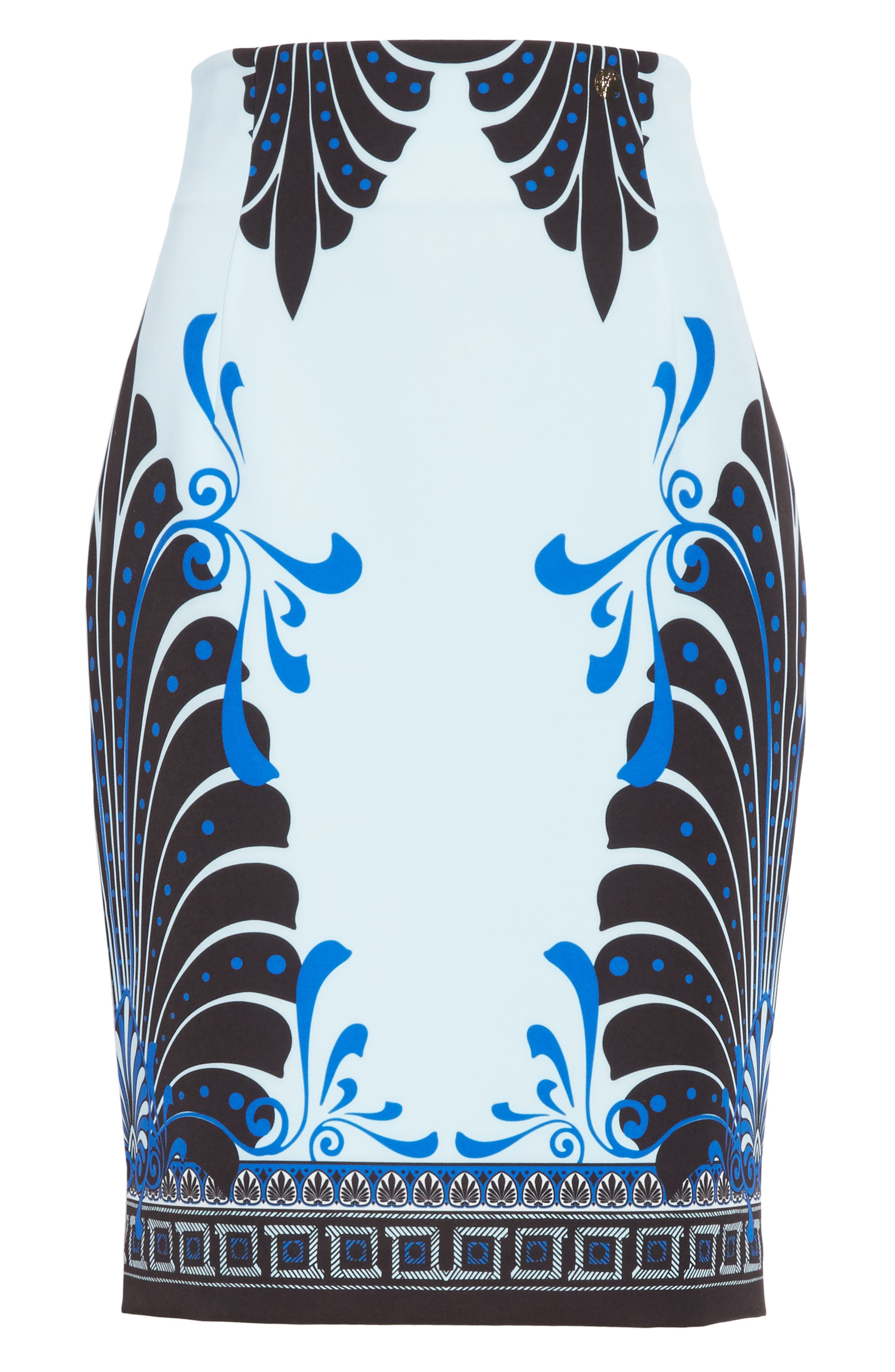 Alternate Image 6  - Versace Collection Eros Cady Pencil Skirt