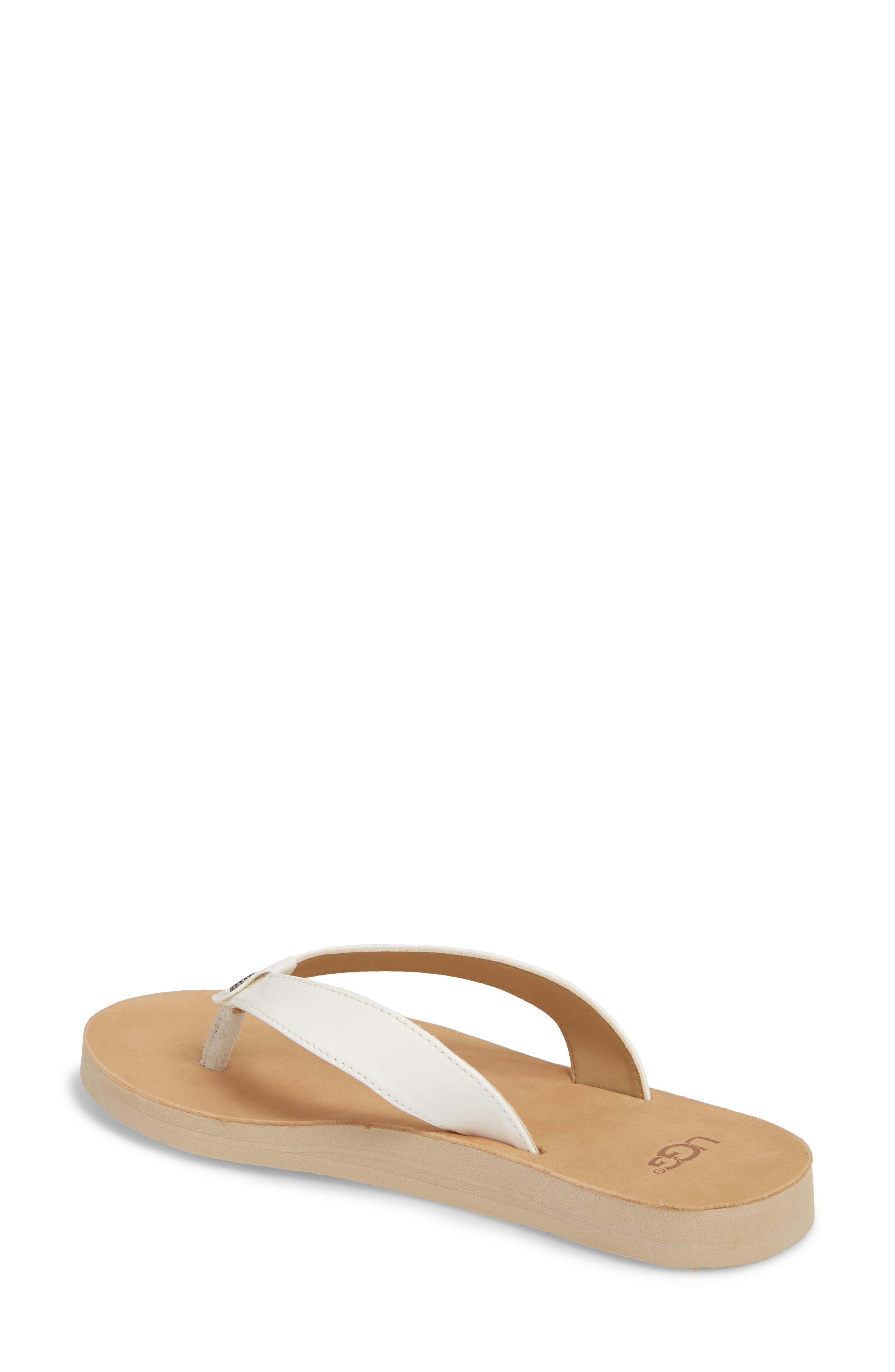 Alternate Image 2  - UGG® Tawney Flip Flop (Women)