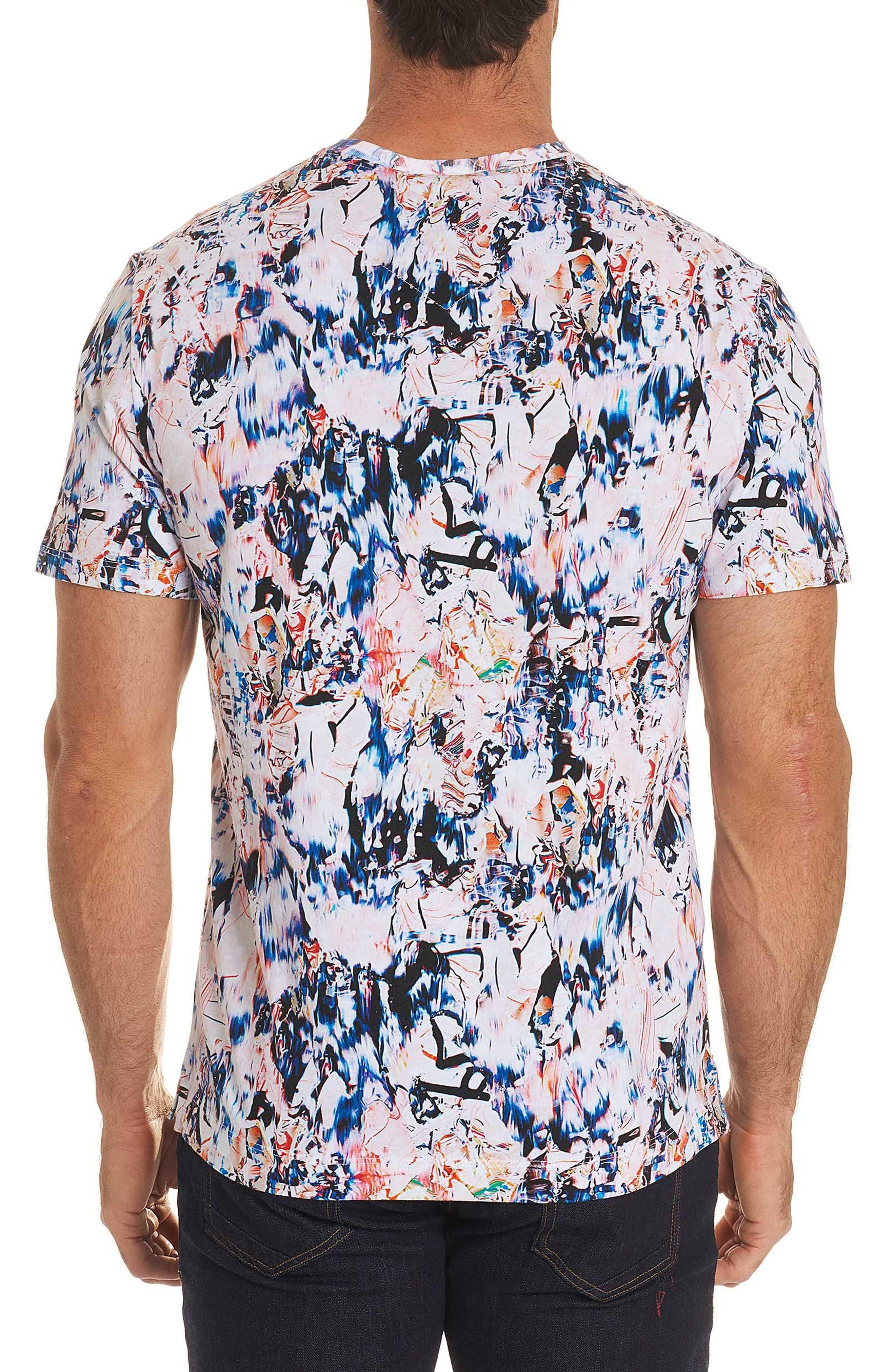 Lima T-Shirt,                             Alternate thumbnail 2, color,                             Multi