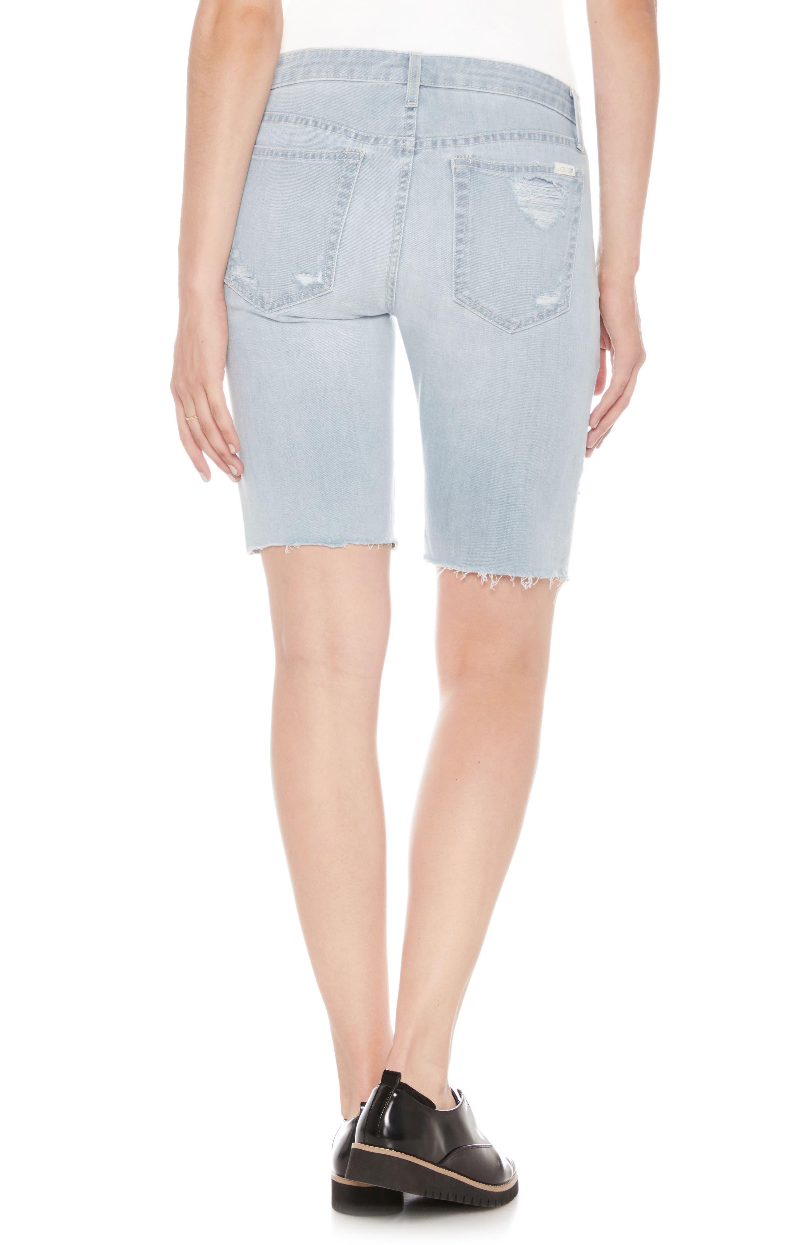 Finn Bermuda Shorts,                             Alternate thumbnail 2, color,                             Teena