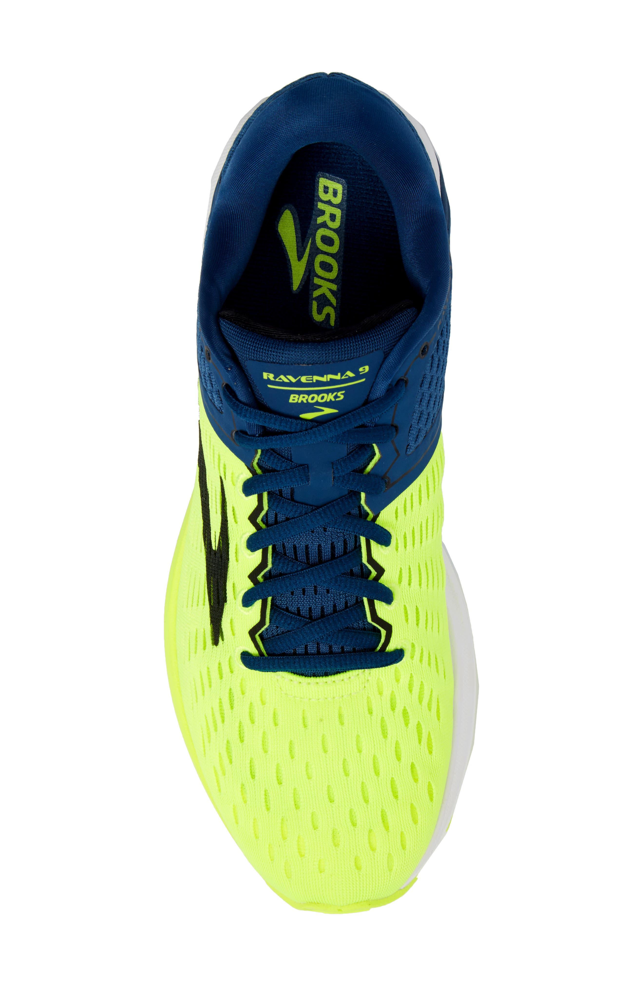 Ravenna 9 Running Shoe,                             Alternate thumbnail 5, color,                             Nightlife/ Blue/ Black