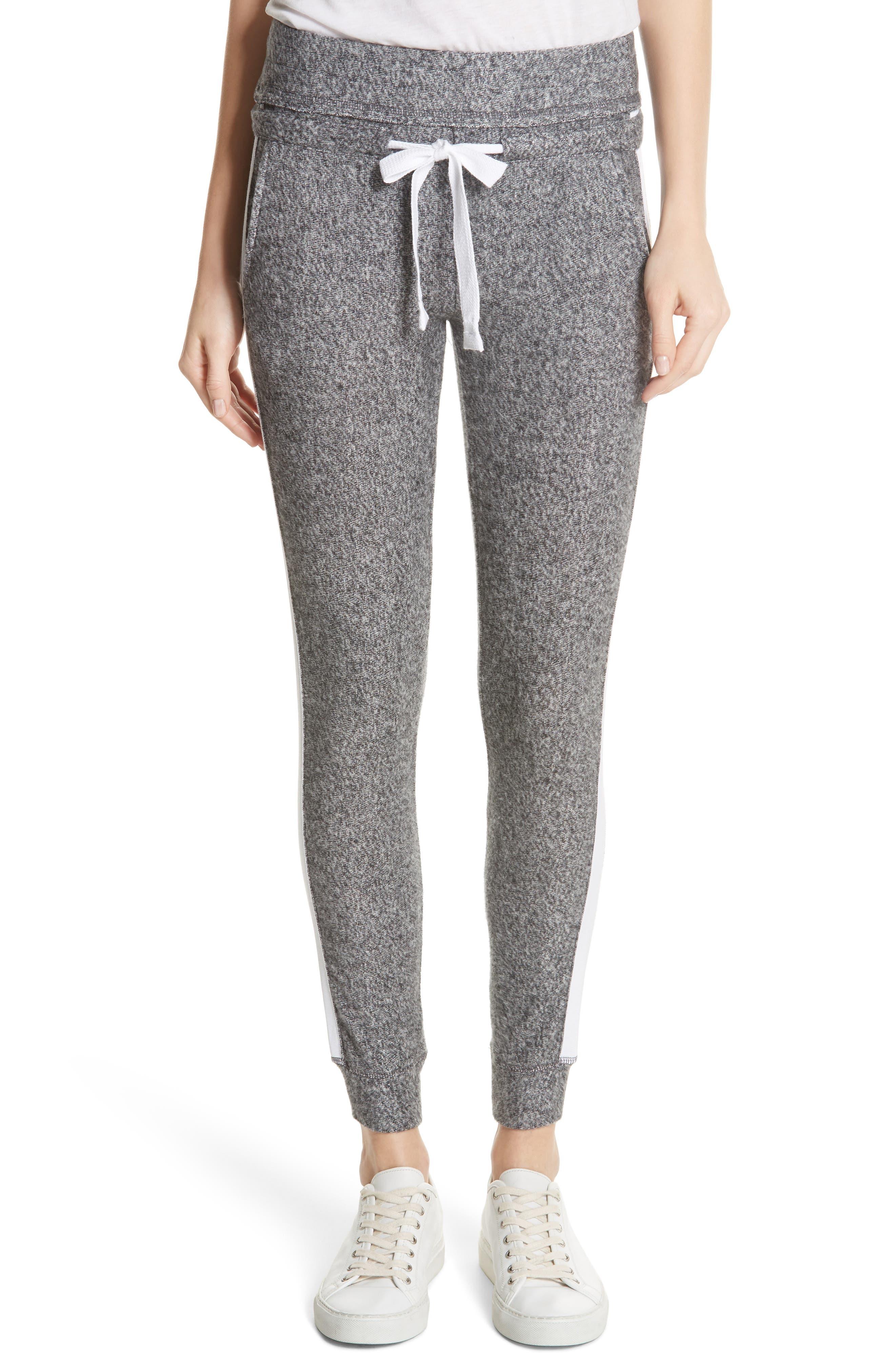 Fleece Sweatpants,                         Main,                         color, Grey