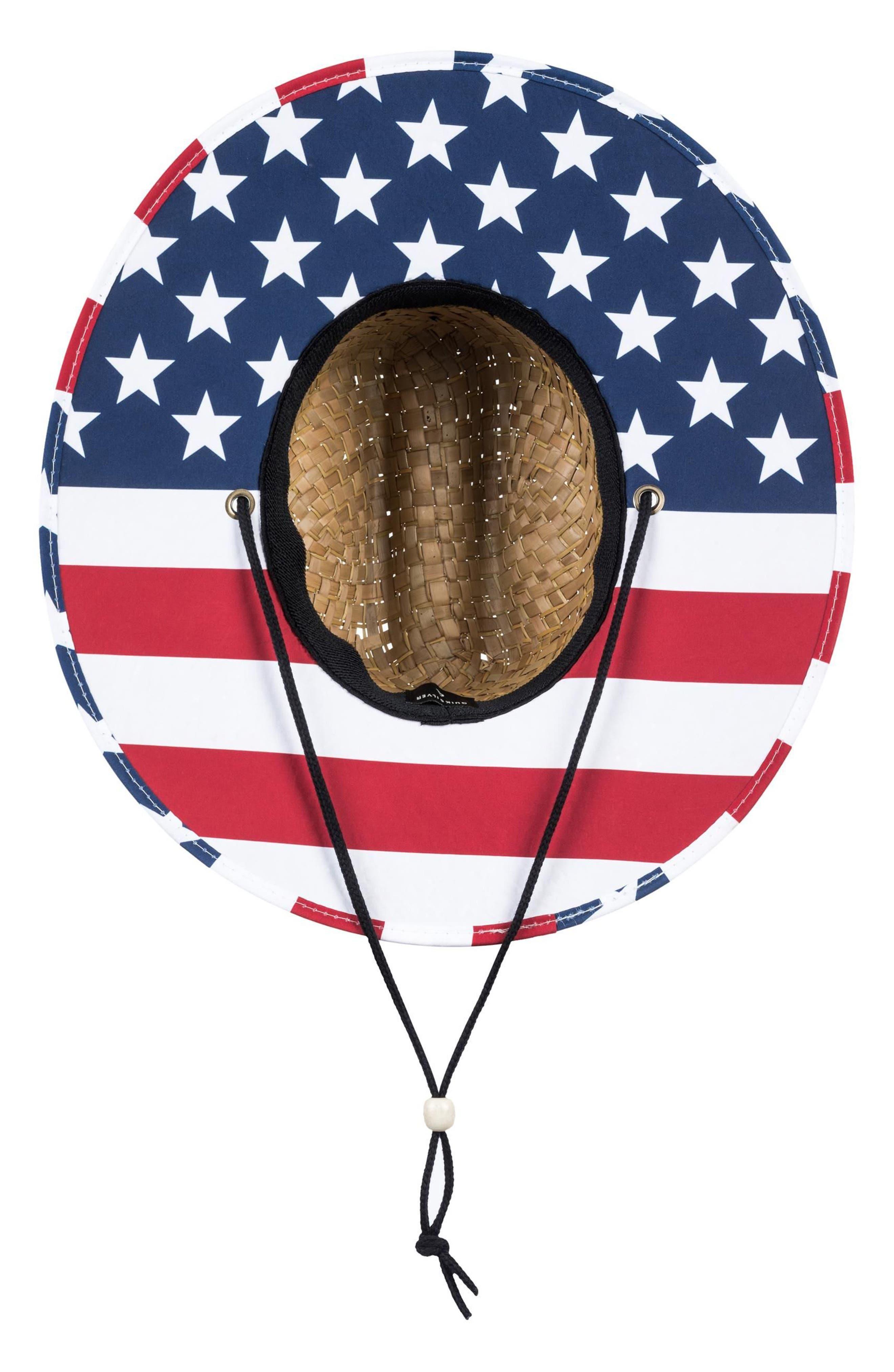 Outsider America Outback Hat,                             Alternate thumbnail 2, color,                             Bright Cobalt