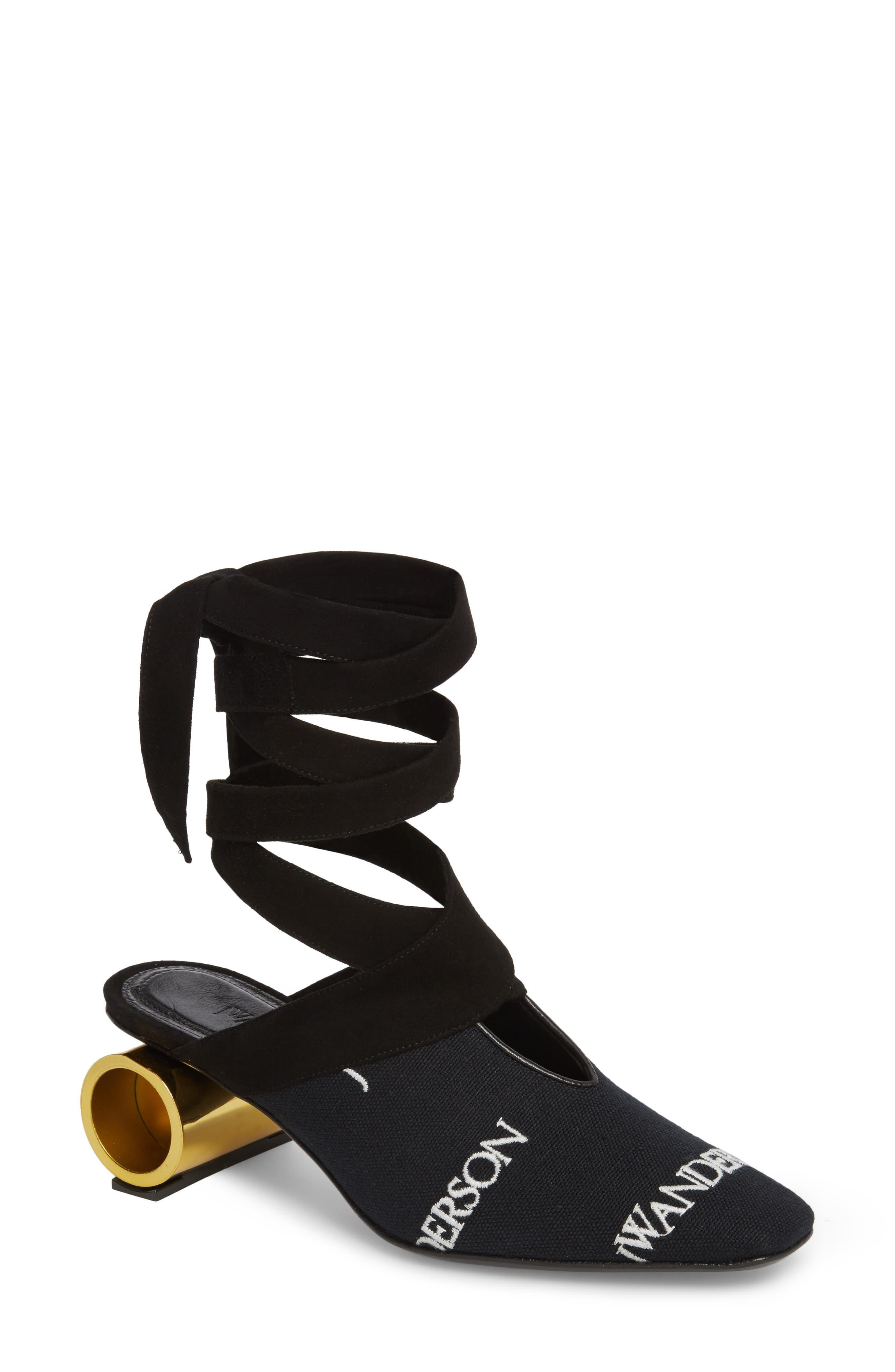 J.W.ANDERSON Cylinder Heel Pump (Women)