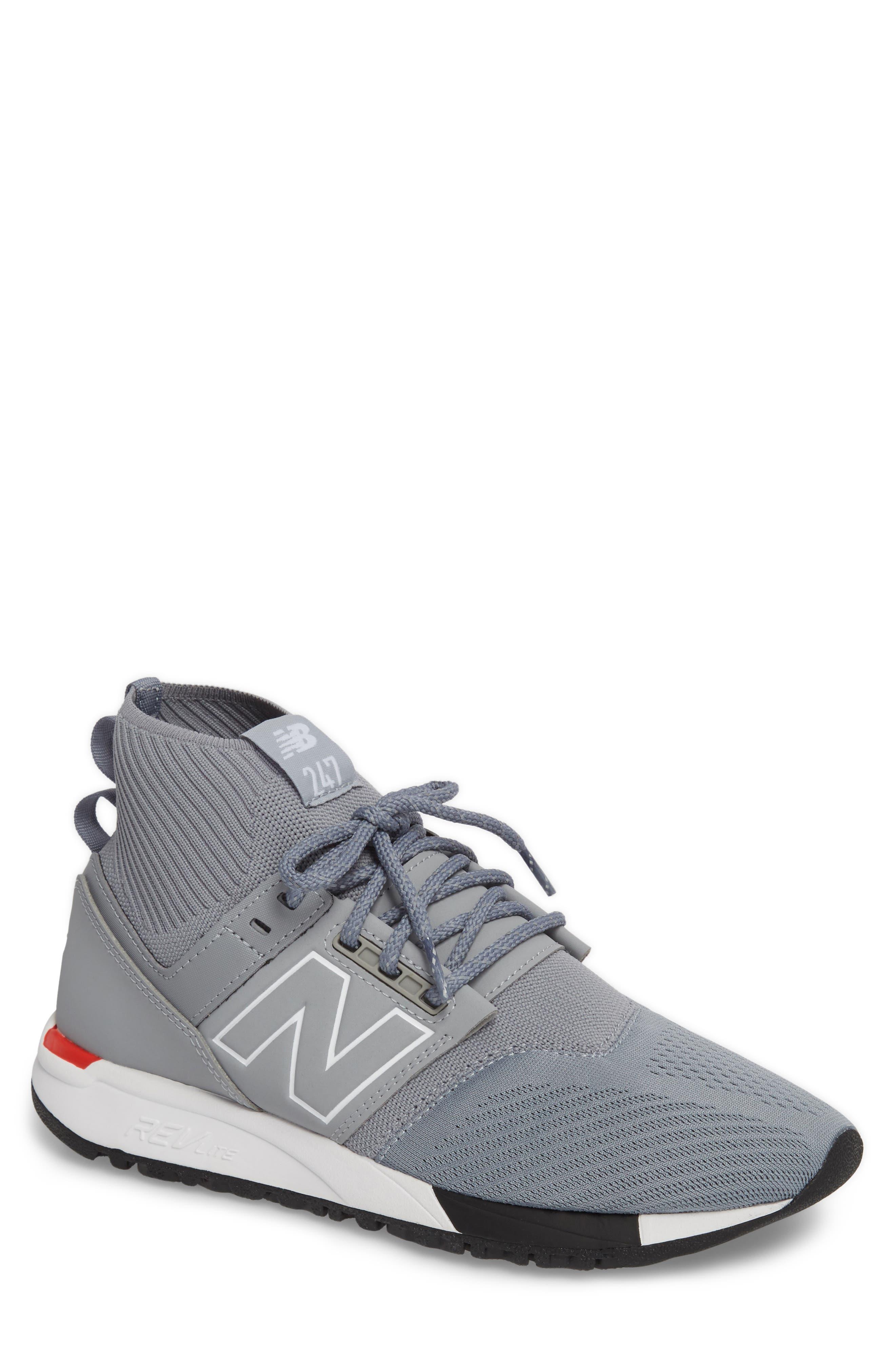 Alternate Image 1 Selected - New Balance 247 Mid Sneaker (Men)
