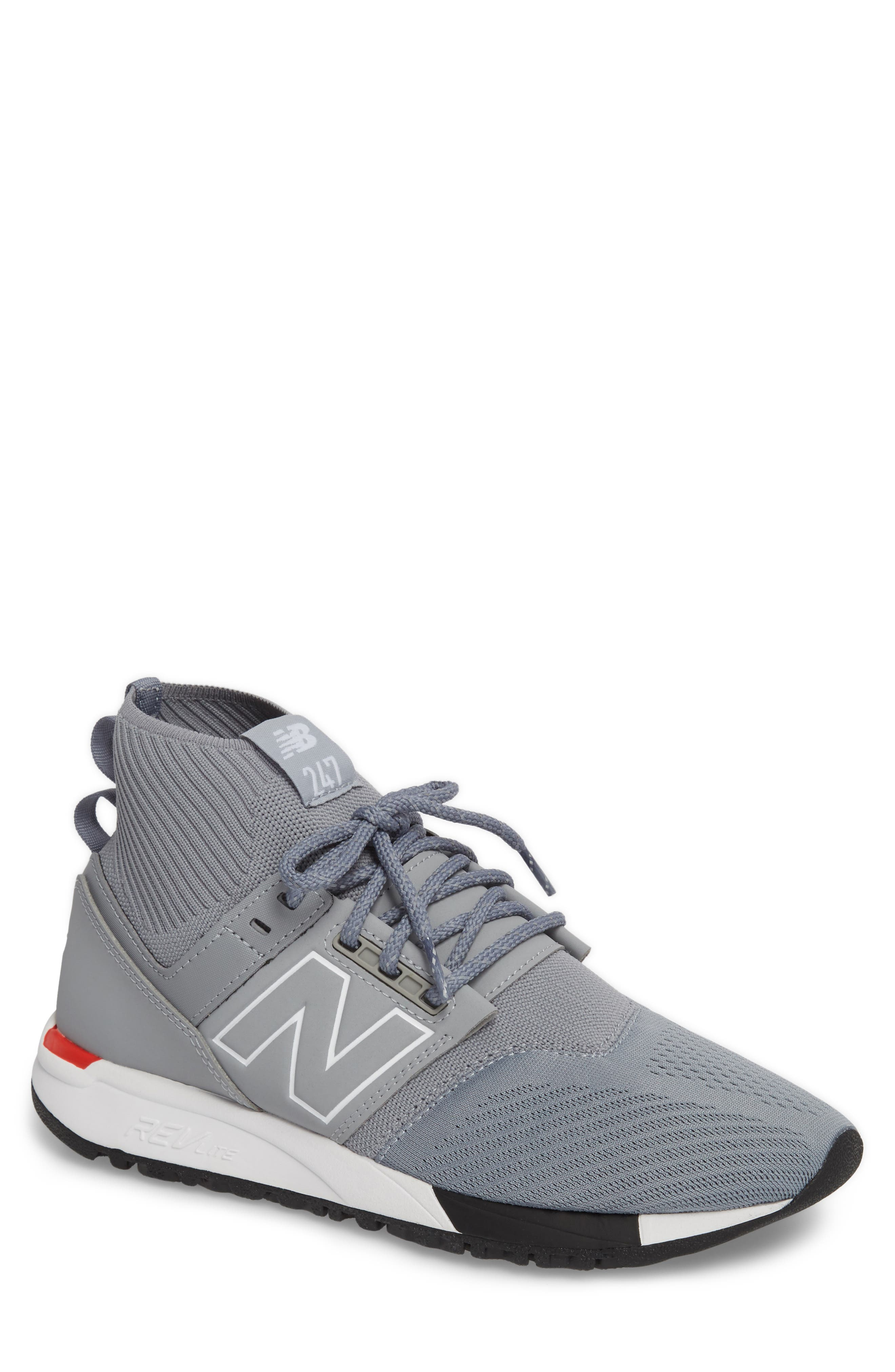 Main Image - New Balance 247 Mid Sneaker (Men)