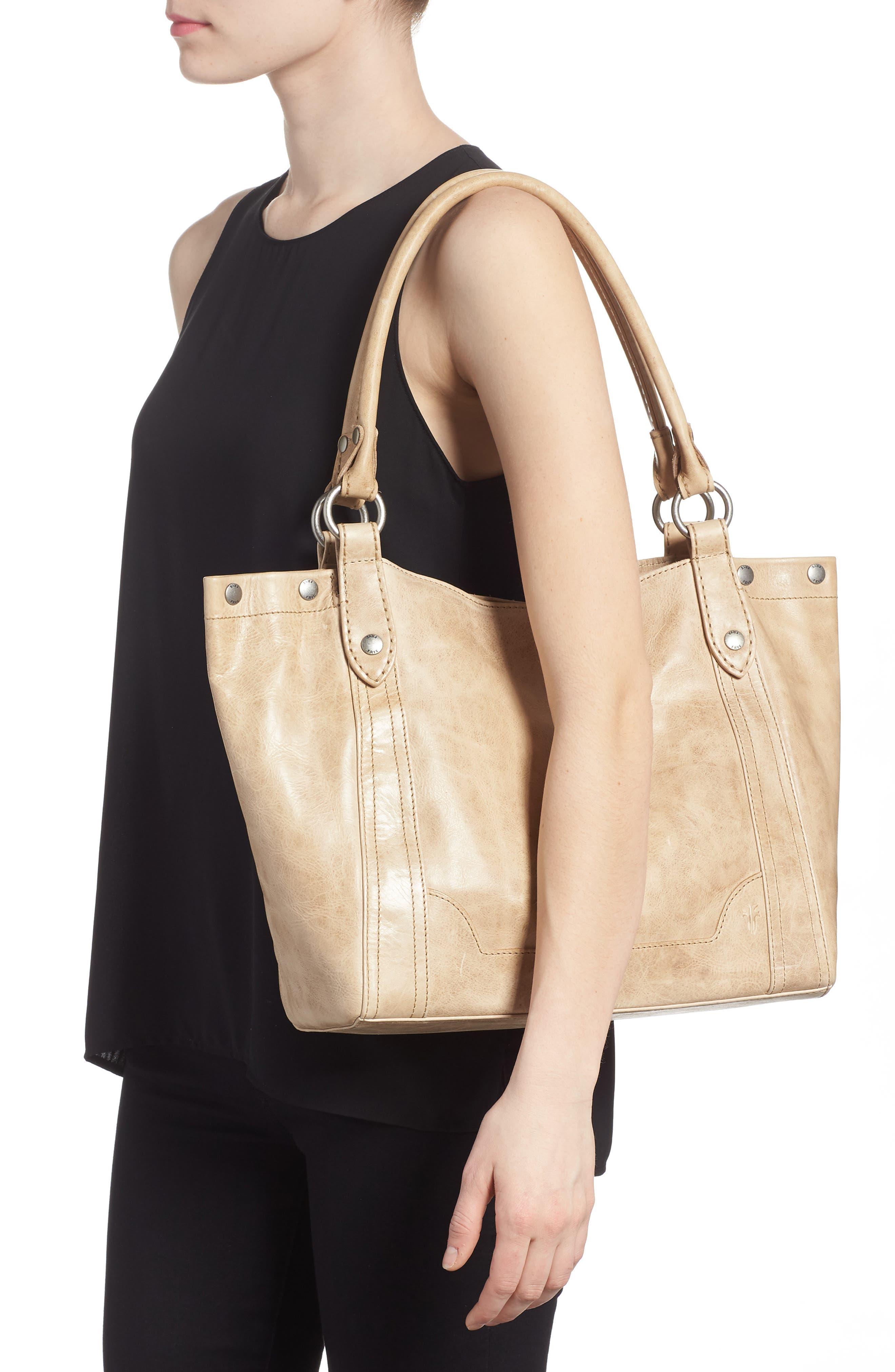 Alternate Image 2  - Frye Melissa Leather Shoulder Bag