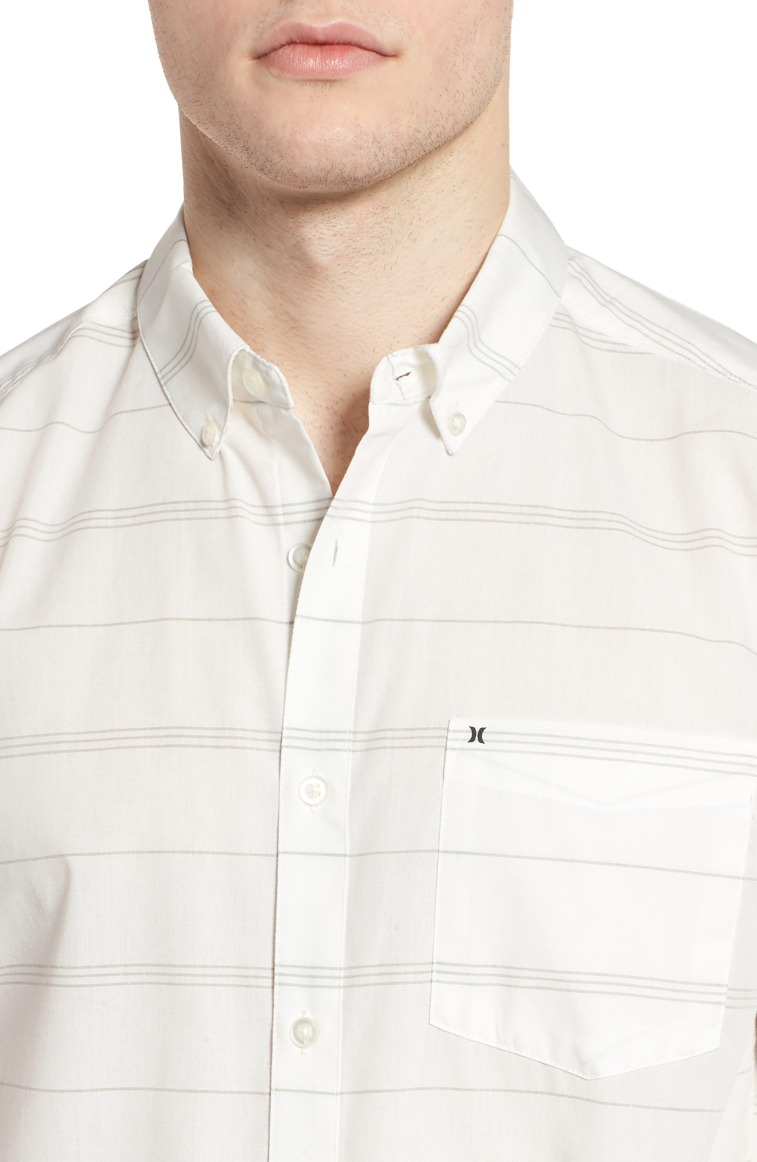 Dri-FIT Rhythm Shirt,                             Alternate thumbnail 2, color,                             Sail