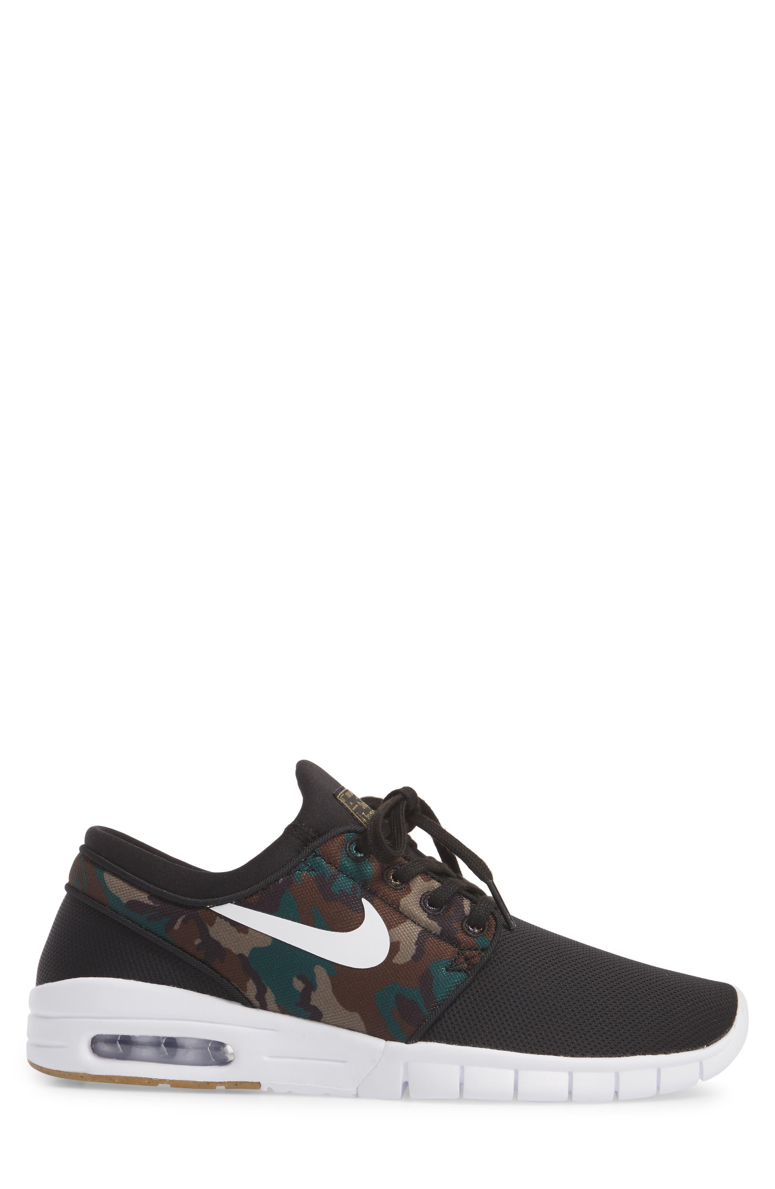 Alternate Image 3  - Nike 'Stefan Janoski - Max SB' Skate Shoe (Men)