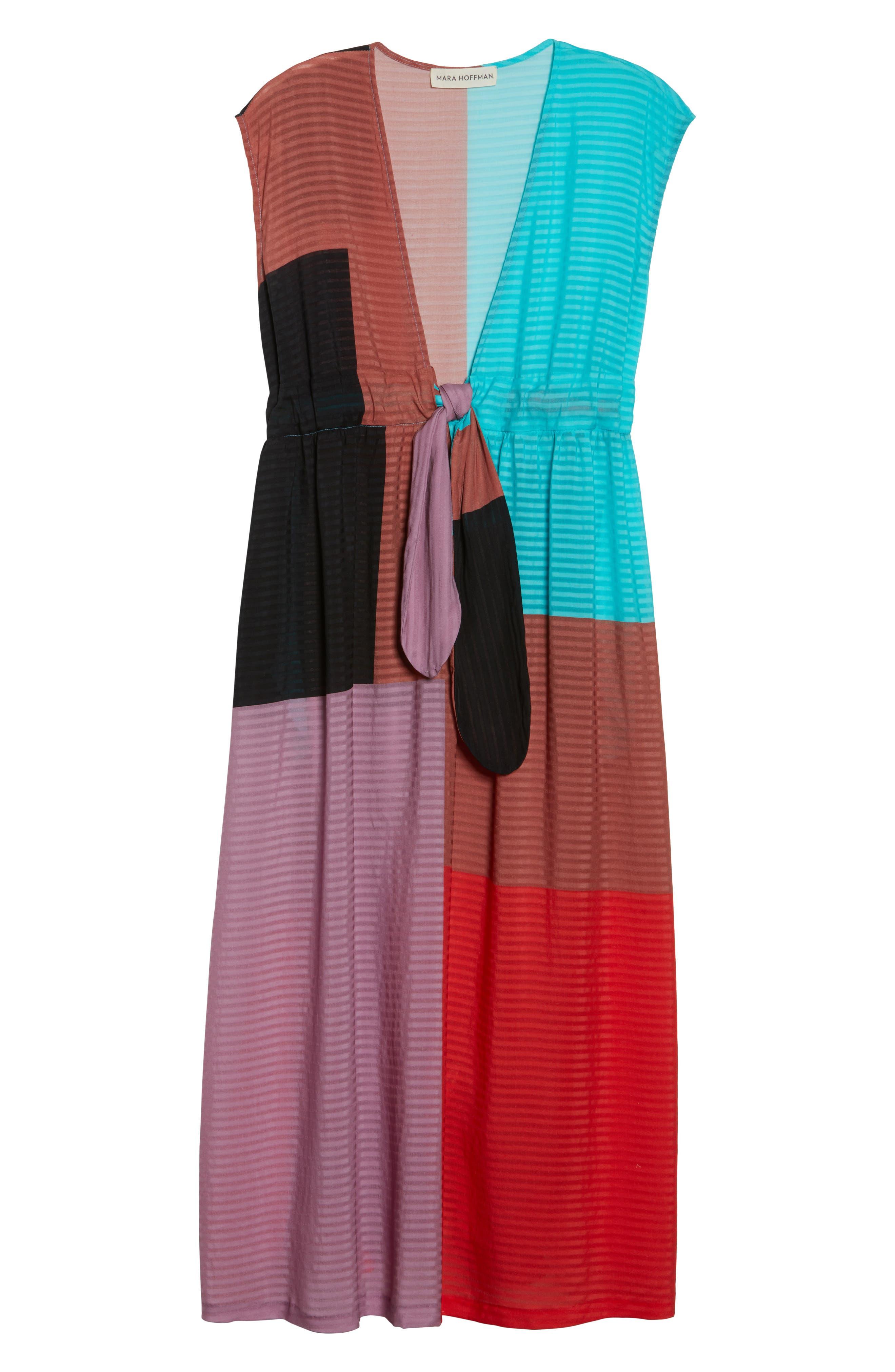 Alternate Image 6  - Mara Hoffman Katinka Cover-Up Dress