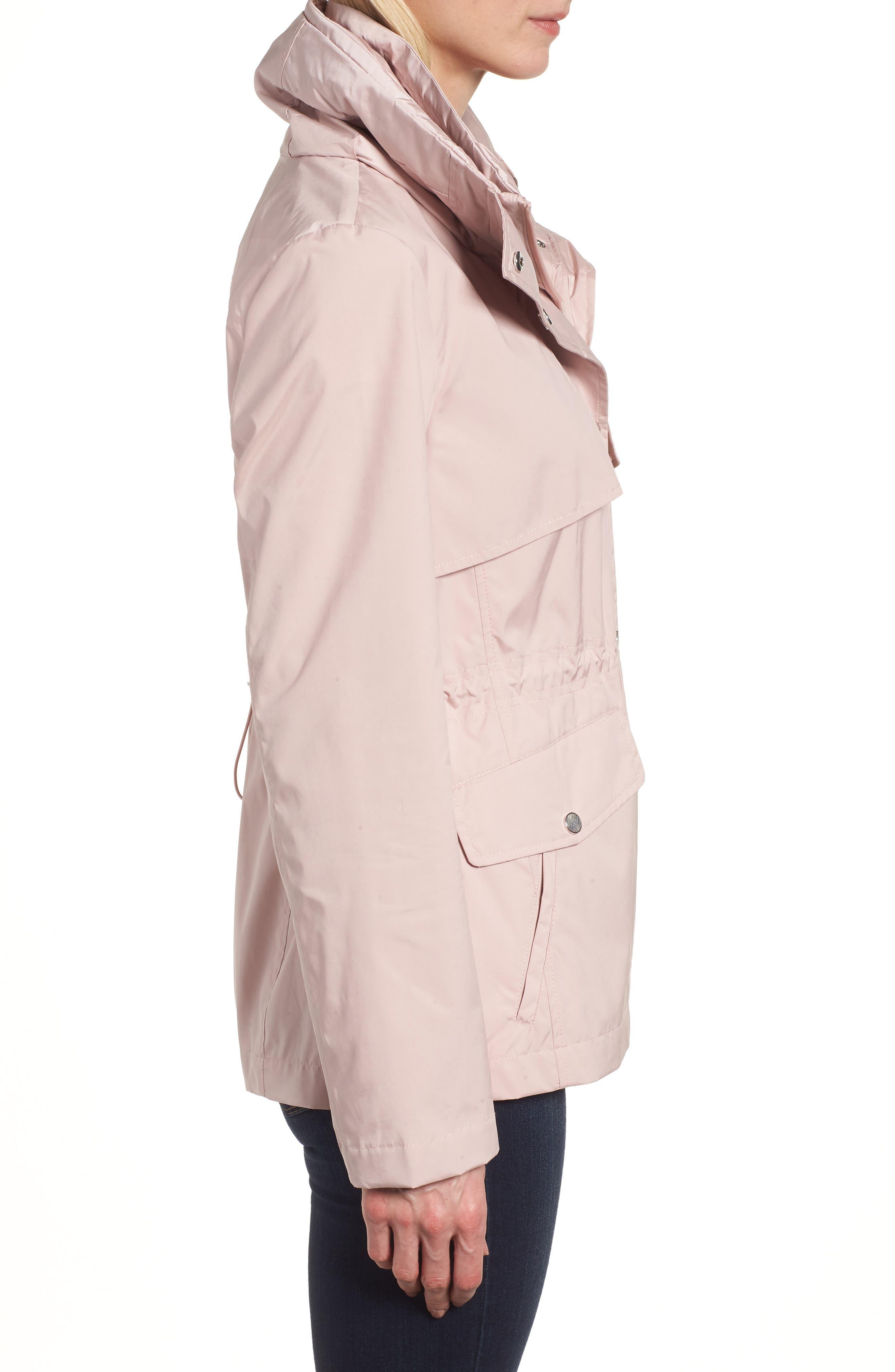 Alternate Image 3  - Cole Haan Signature Packable Raincoat