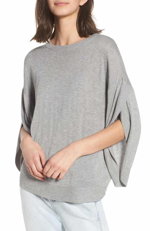 Bishop + Young Split Sleeve Sweater