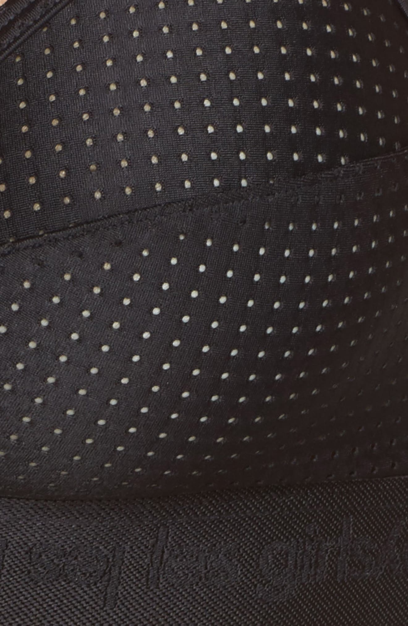 Triangle Bralette,                             Alternate thumbnail 11, color,                             Black