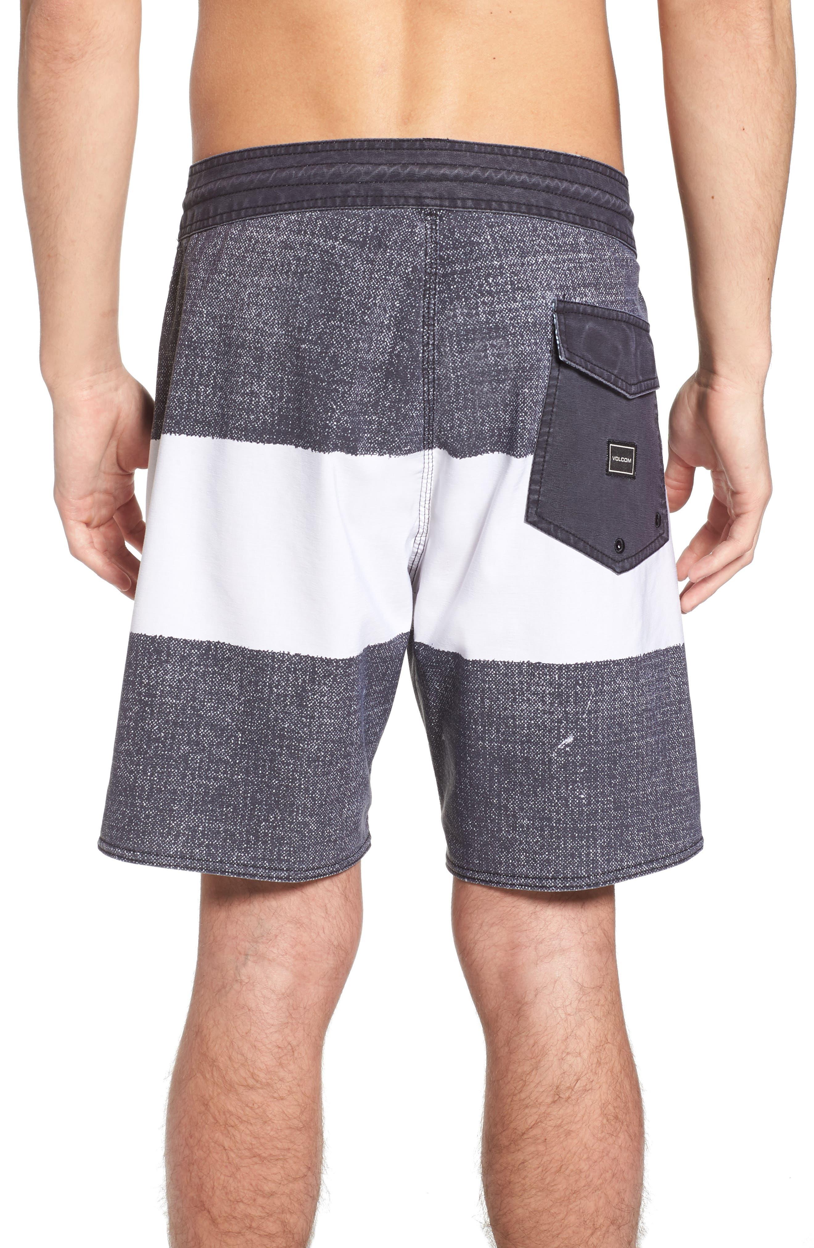 Balbroa Stoney Board Shorts,                             Alternate thumbnail 2, color,                             Stealth