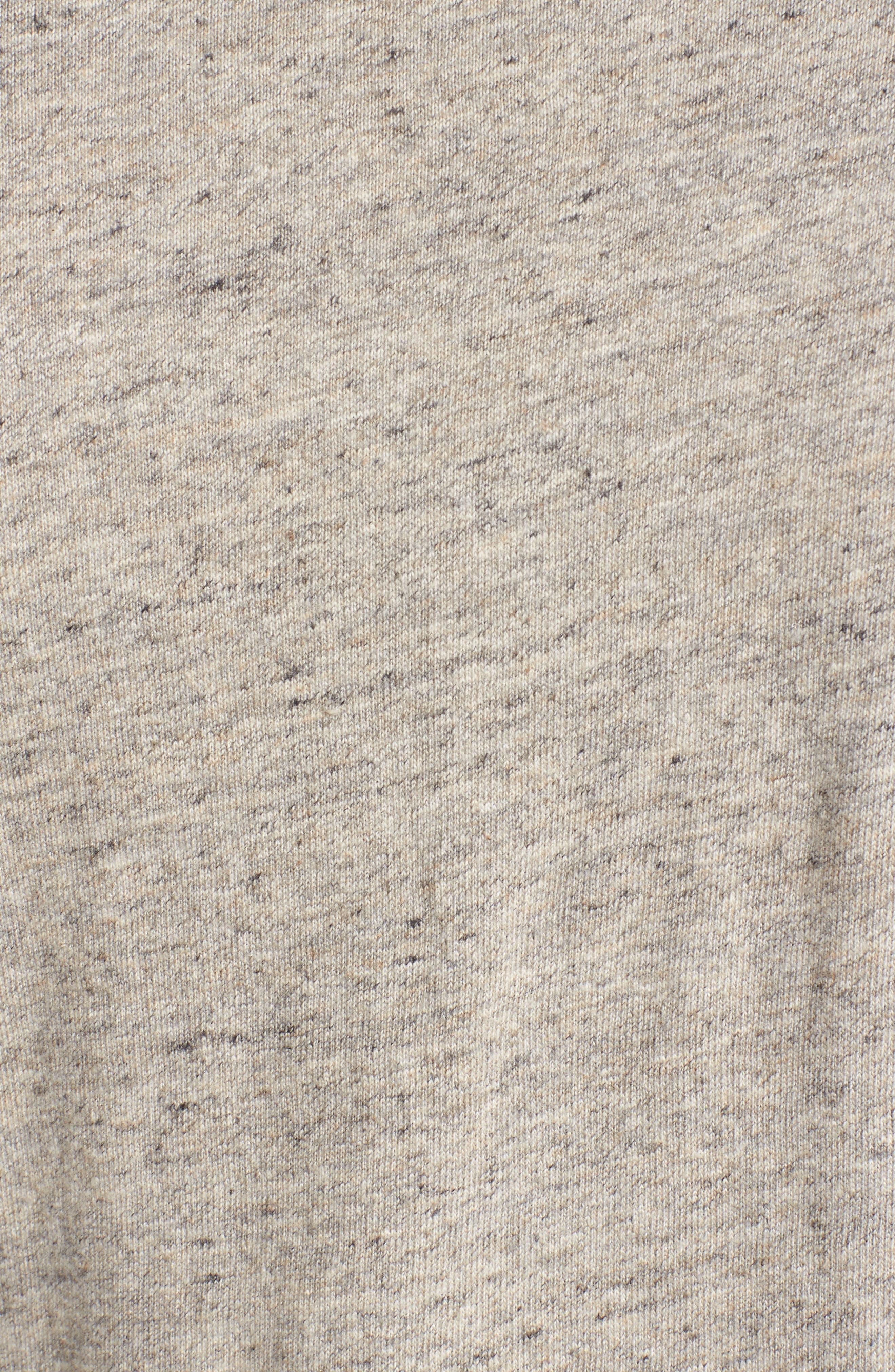 Levi's Vintage Clothing 1950s Sportswear Pocket T-Shirt,                             Alternate thumbnail 5, color,                             Grey