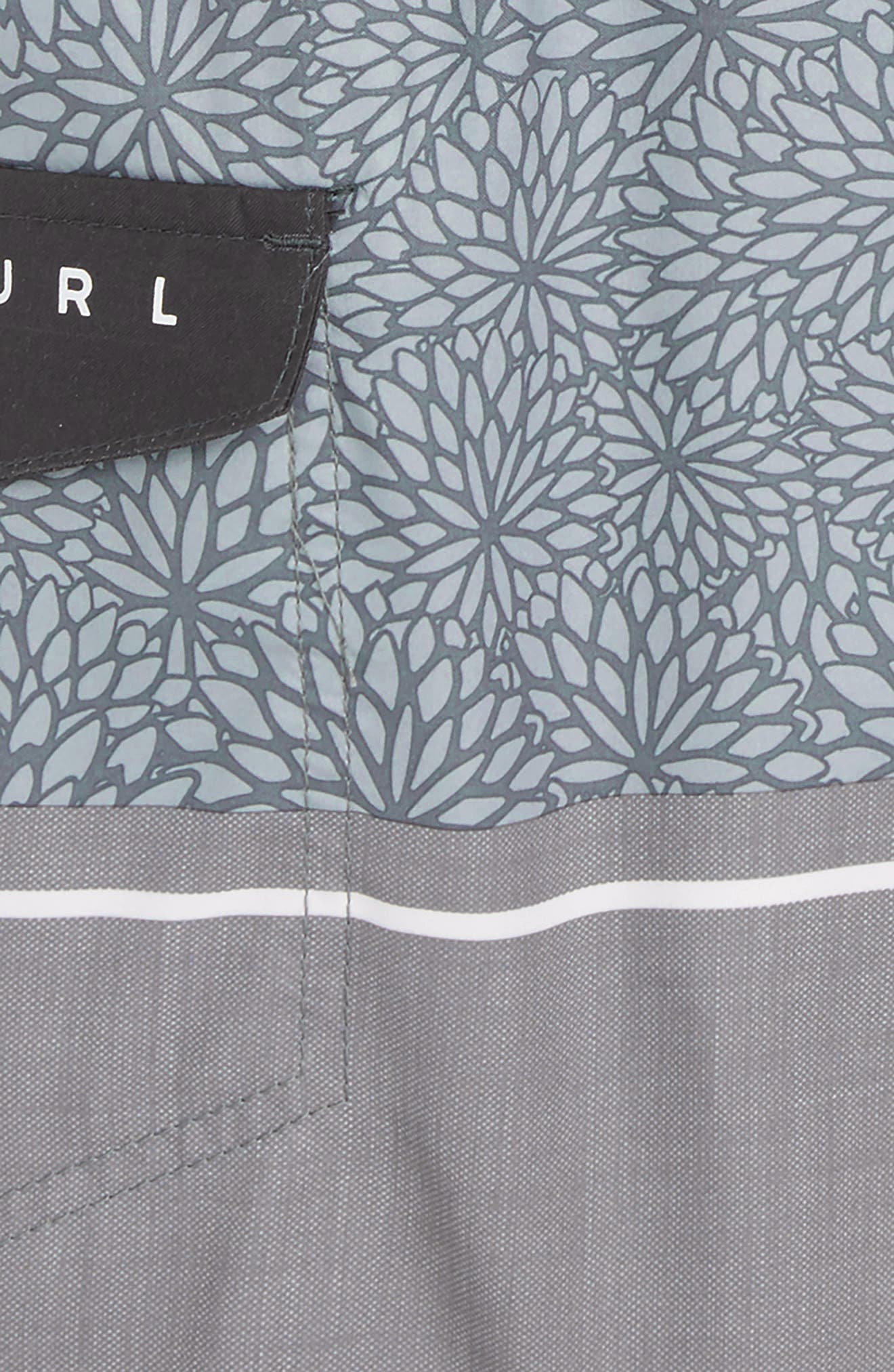 Alternate Image 2  - Rip Curl First Point Volley Shorts (Big Boys)