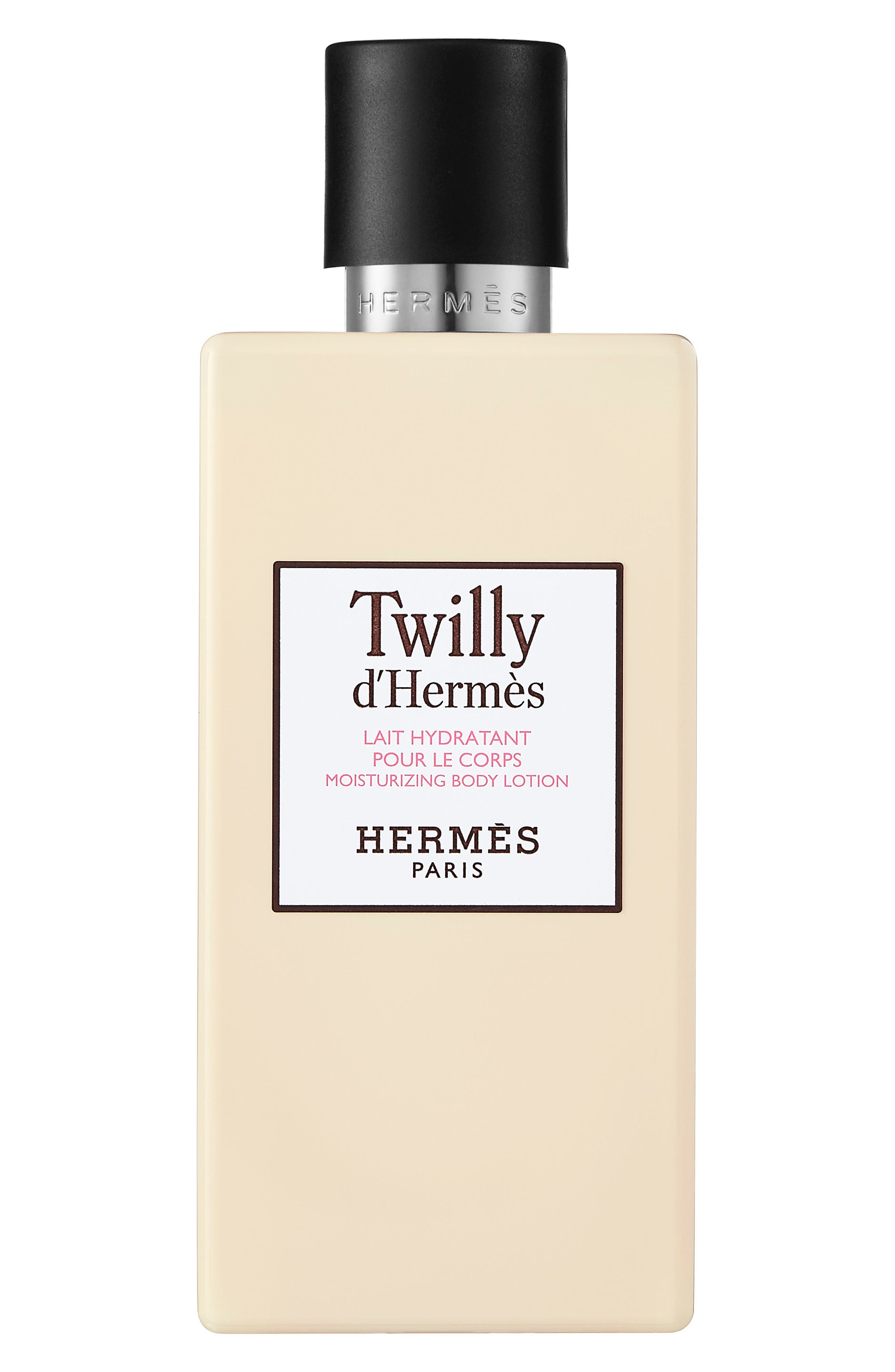 Twilly d'Hermès - Moisturizing body lotion,                             Main thumbnail 1, color,                             No Color