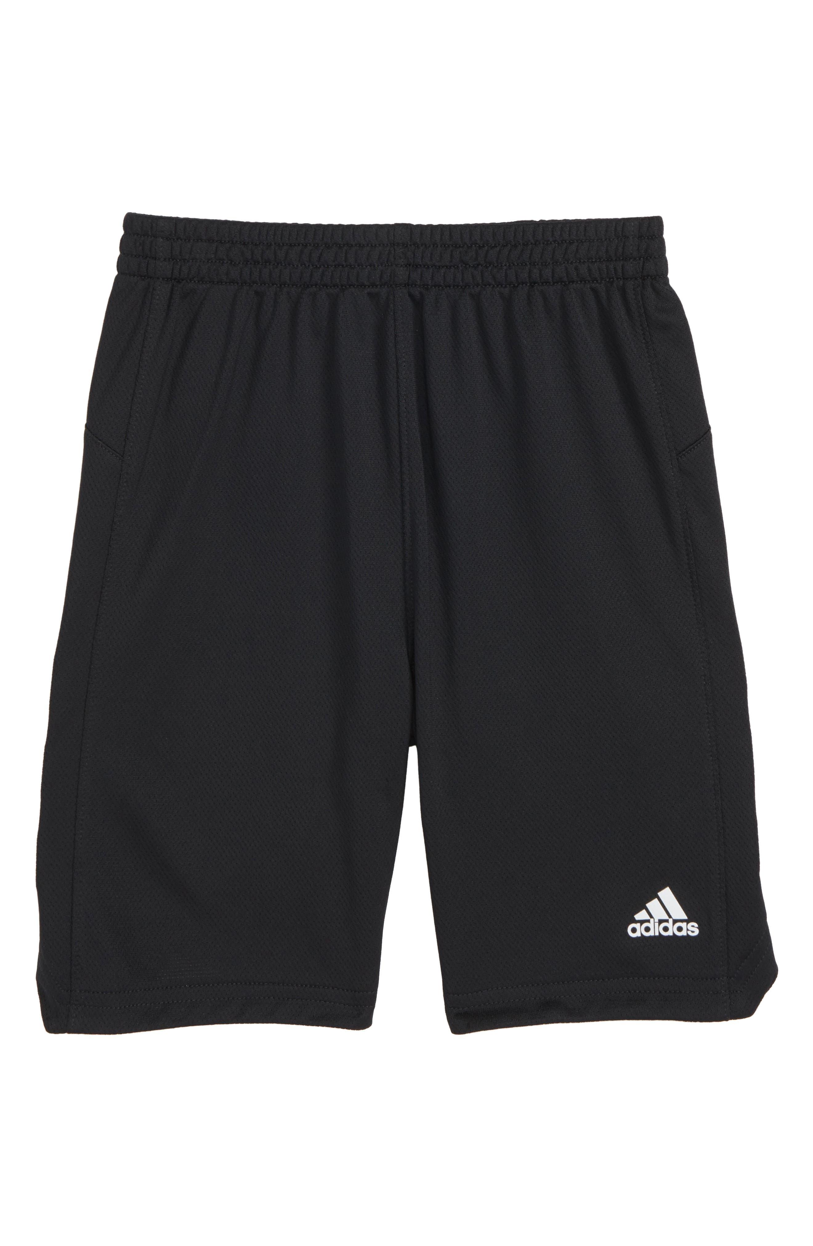 Sport Shorts,                             Main thumbnail 1, color,                             Black