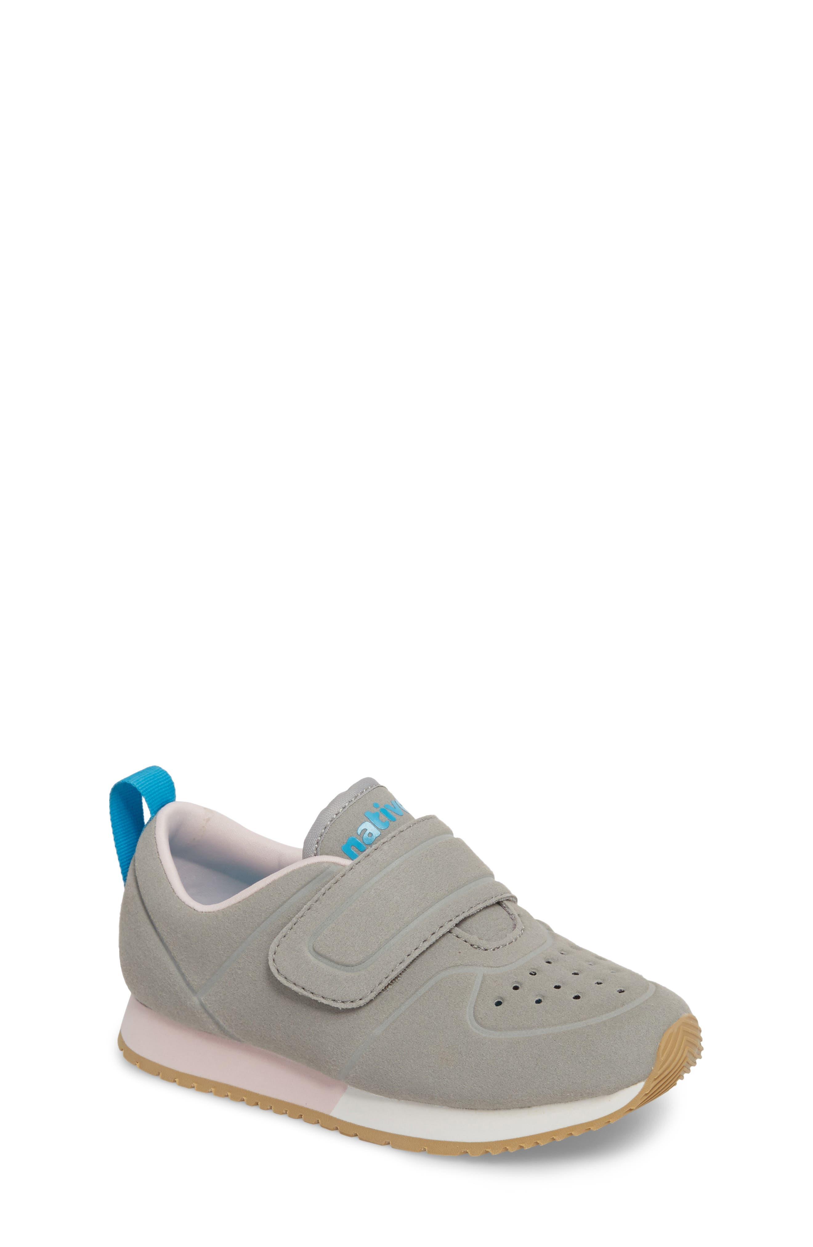 Native Cornell Perforated Sneaker (Walker, Toddler & Little Kid)