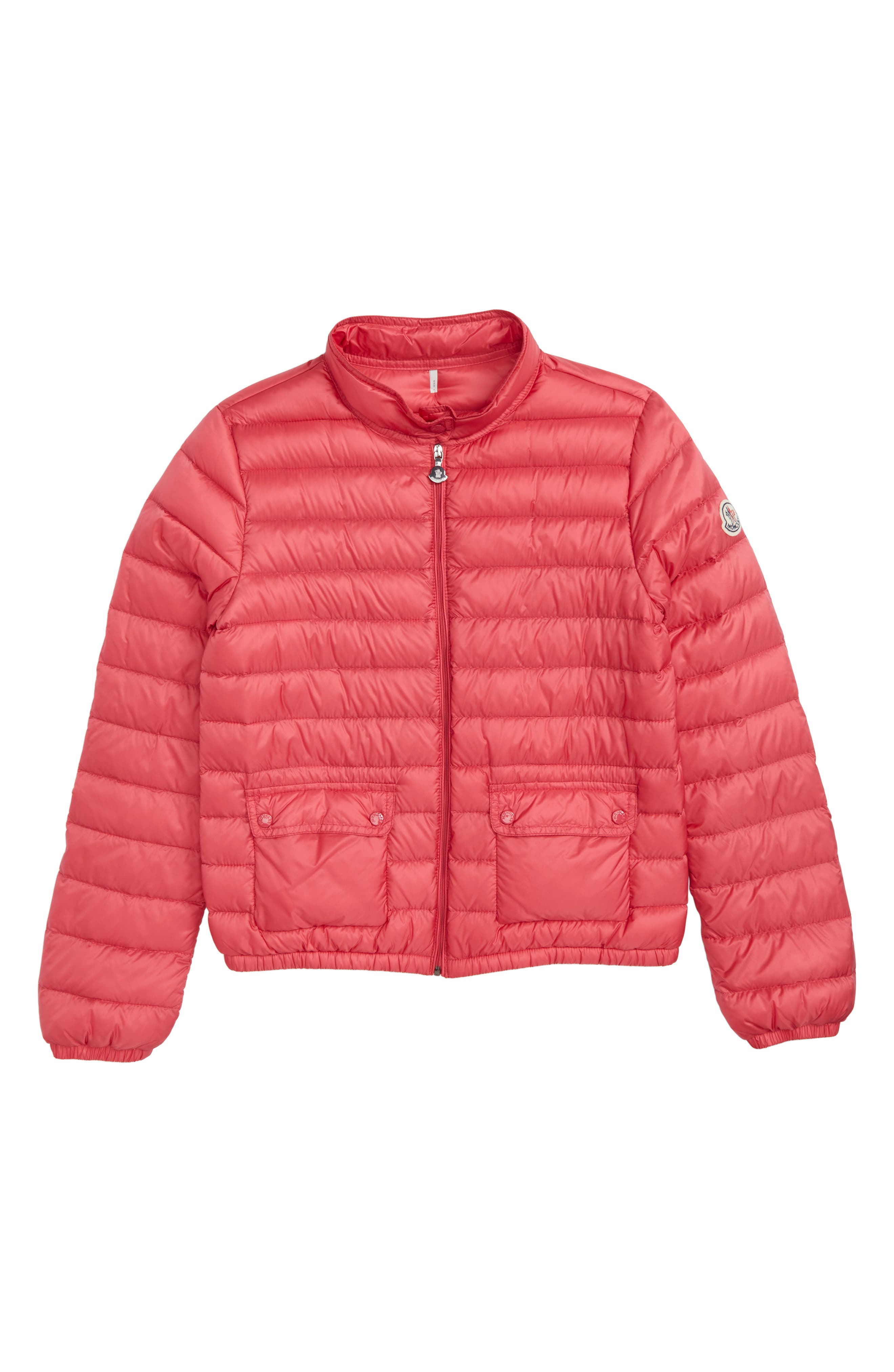 Moncler Lans Quilted Down Jacket (Little Girls & Big Girls)