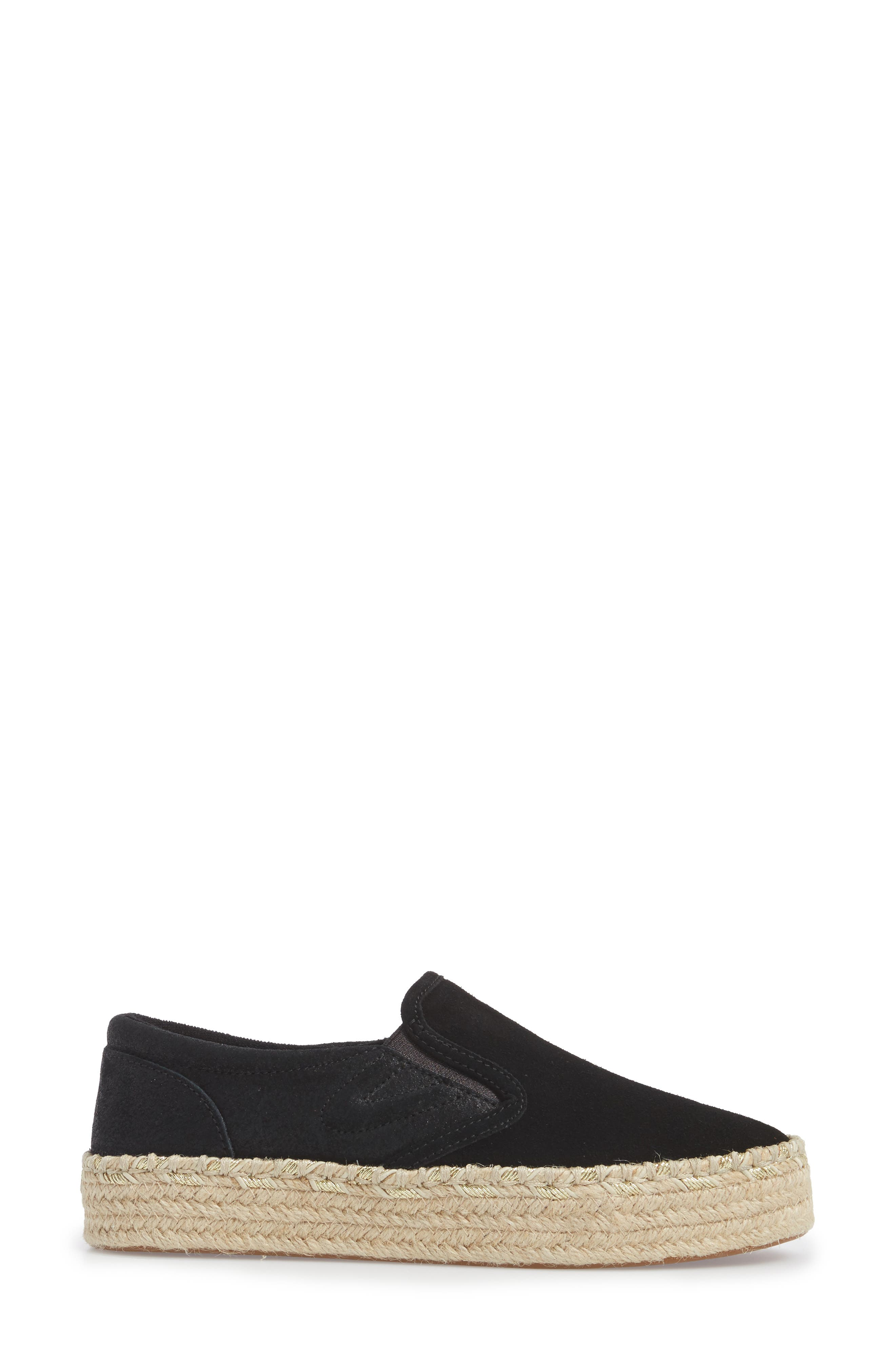 Alternate Image 3  - Tretorn Espadrille Slip-On (Women)