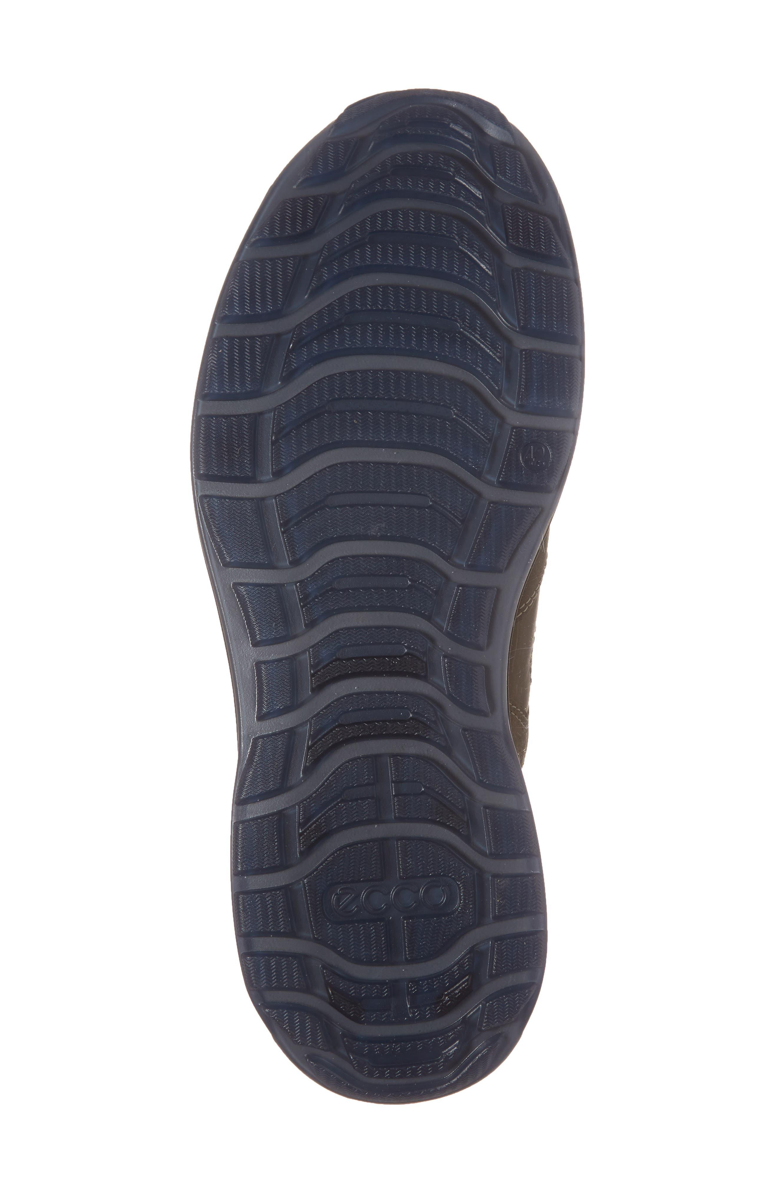 Cool Walk Gore-Tex<sup>®</sup> Sneaker,                             Alternate thumbnail 6, color,                             Tarmac Leather