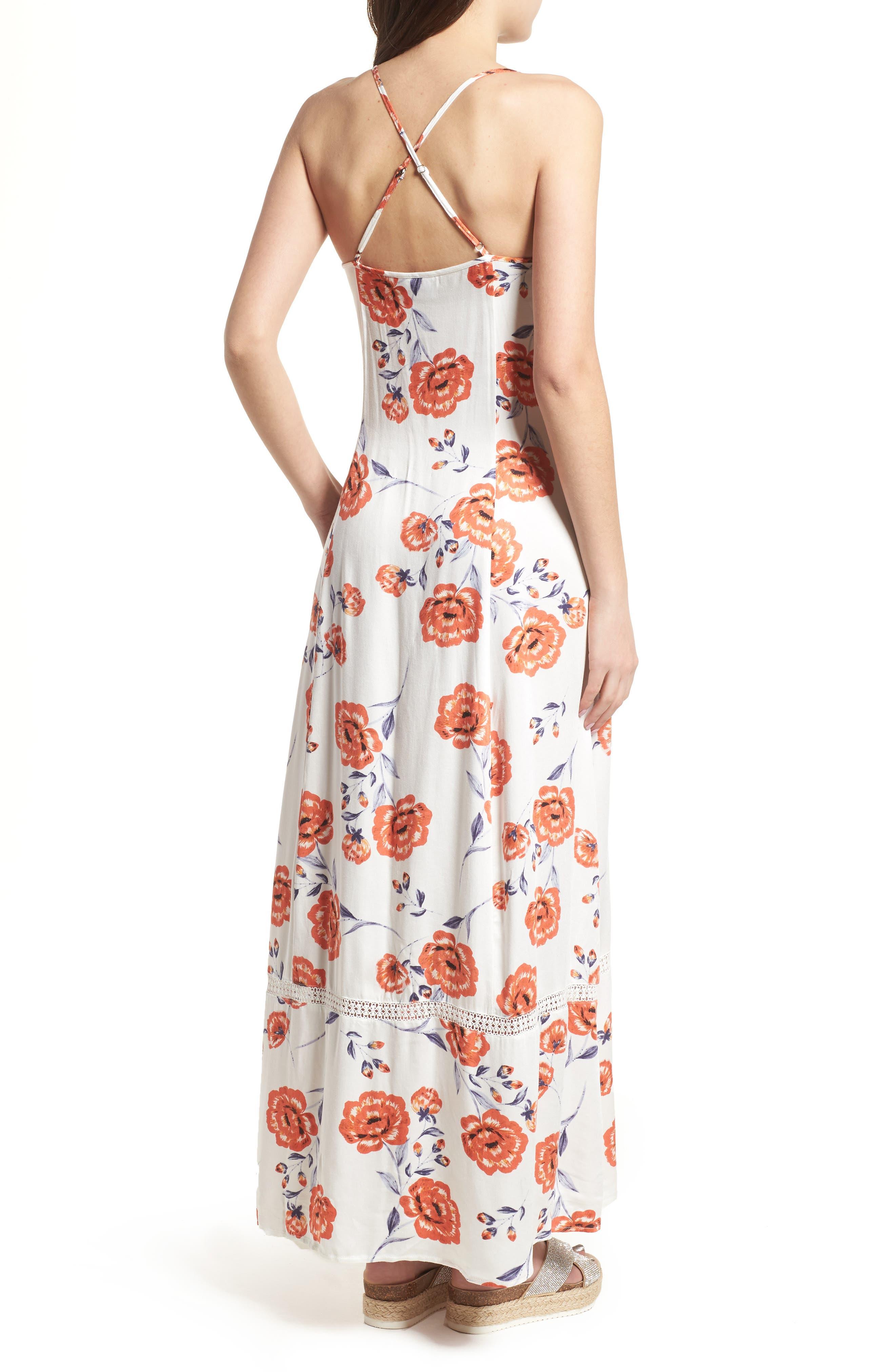 Sweet Surrender Maxi Dress,                             Alternate thumbnail 2, color,                             Multi