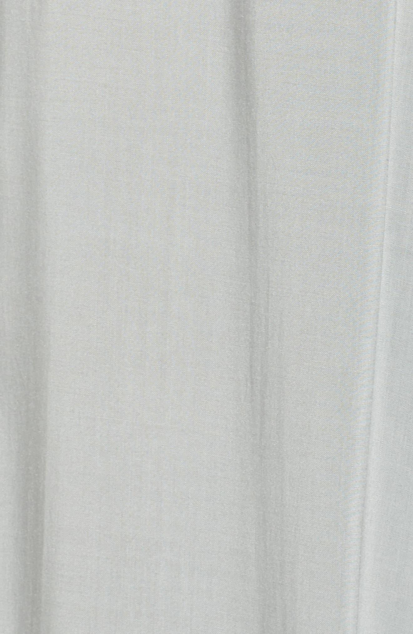 Cover-Up Flyaway Pants,                             Alternate thumbnail 5, color,                             Seafoam