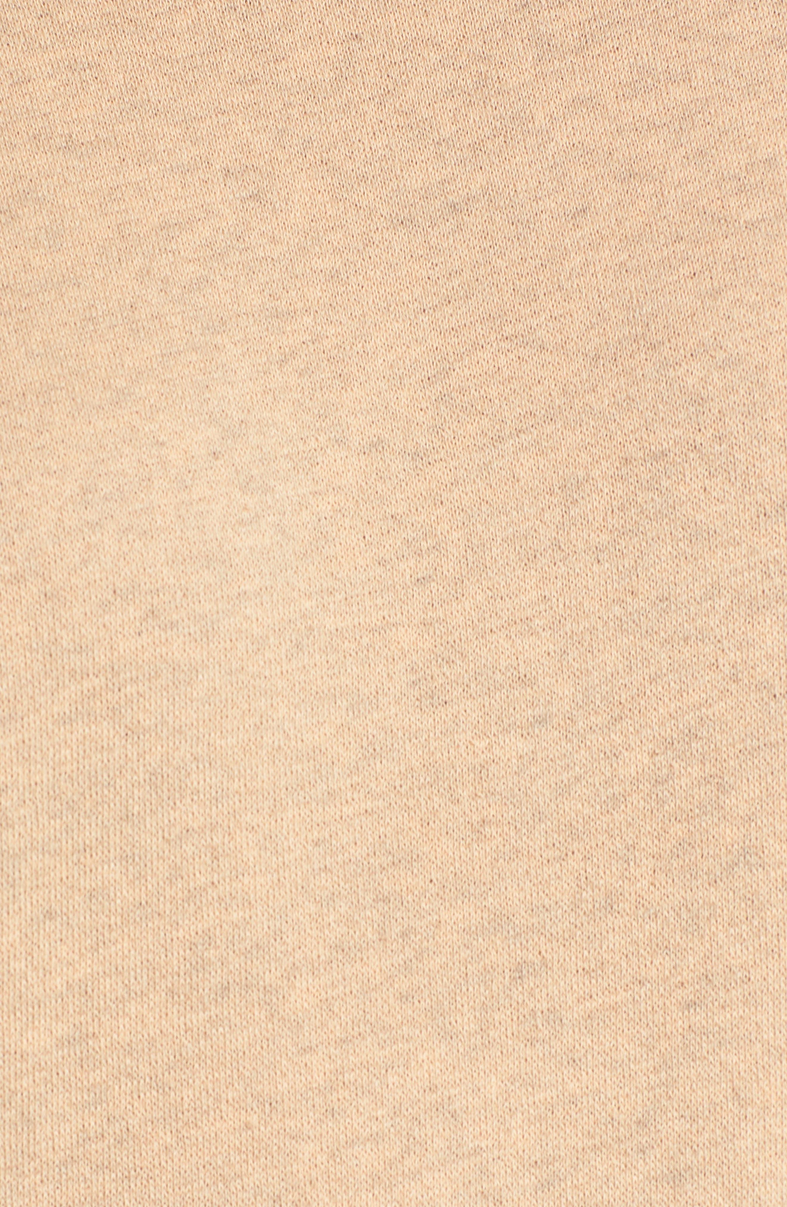 Mainstay Sweatshirt,                             Alternate thumbnail 6, color,                             Hthr Dune