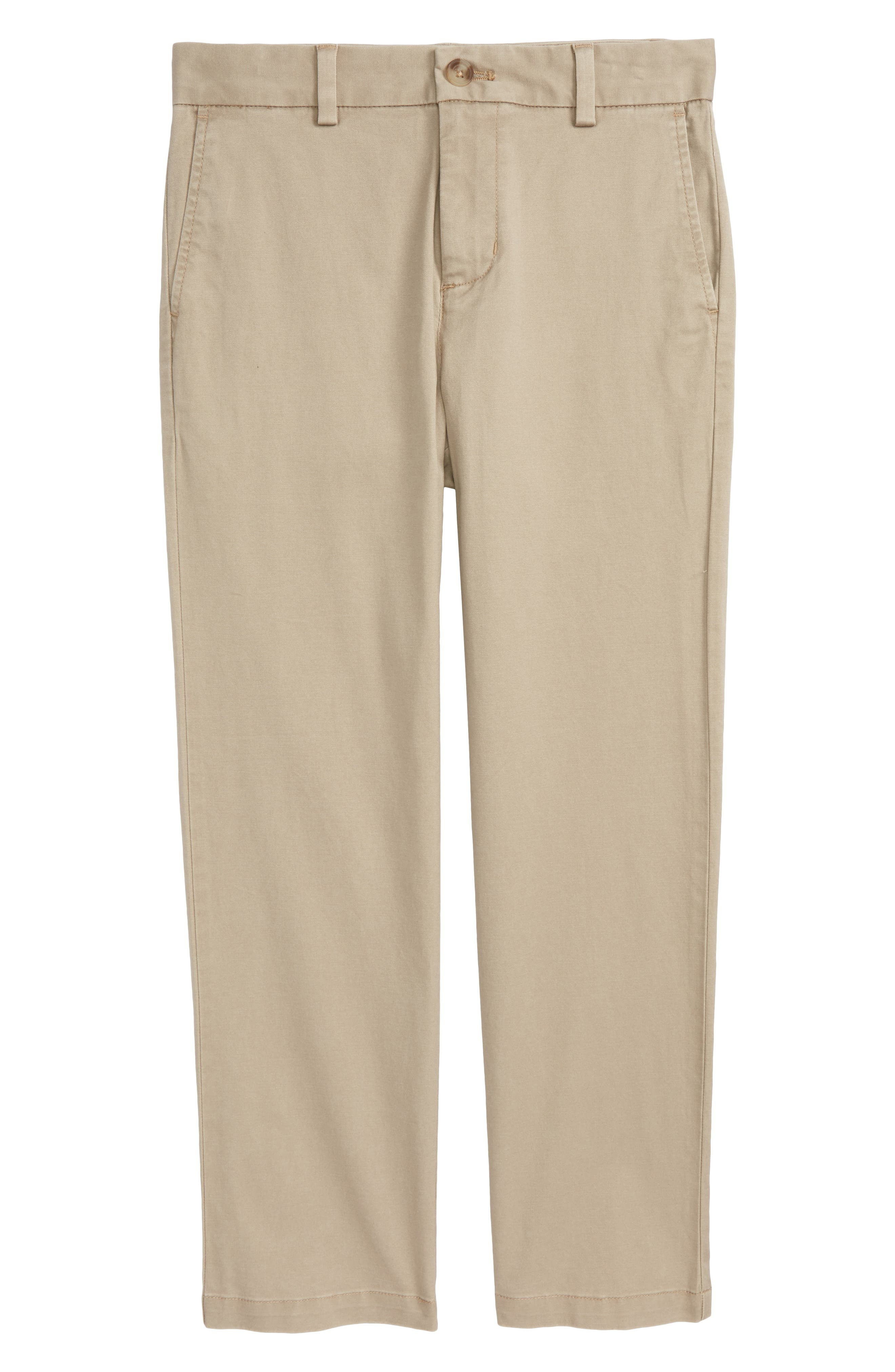 Stretch Breaker Pants,                         Main,                         color, Khaki