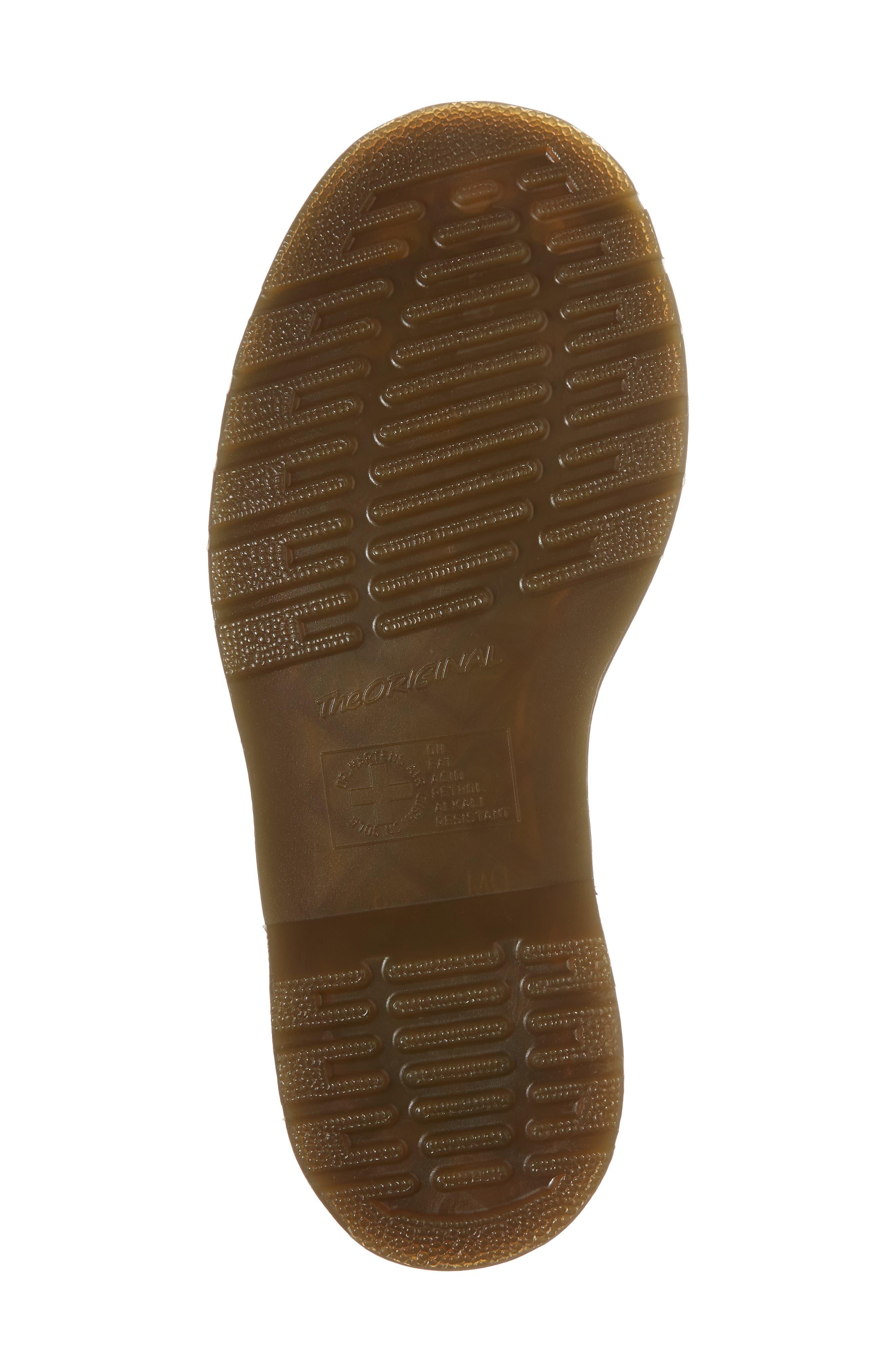 Pascal Wanderlust Boot,                             Alternate thumbnail 6, color,                             Black Floral Leather