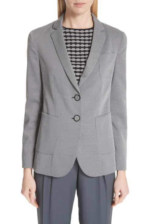 Emporio Armani Patch Pocket Blazer