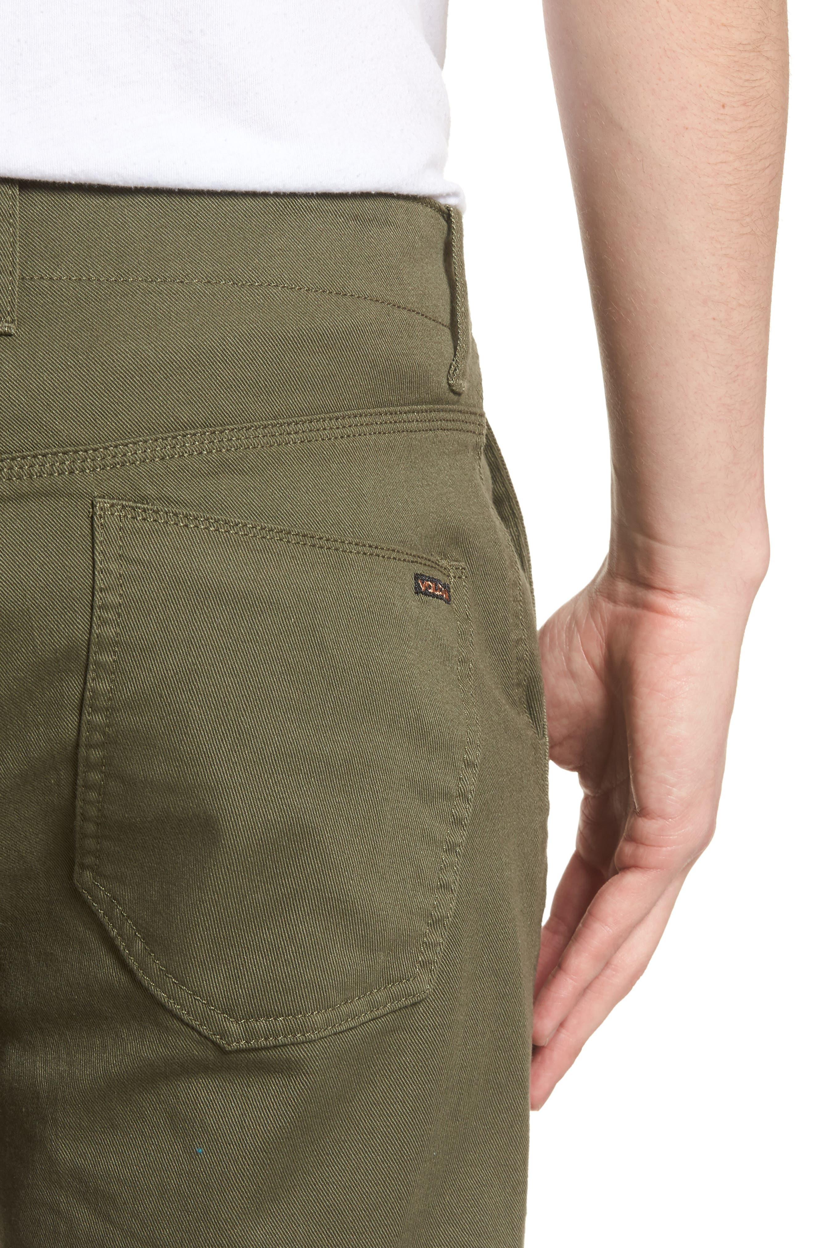 VSM Prowler Shorts,                             Alternate thumbnail 4, color,                             Military