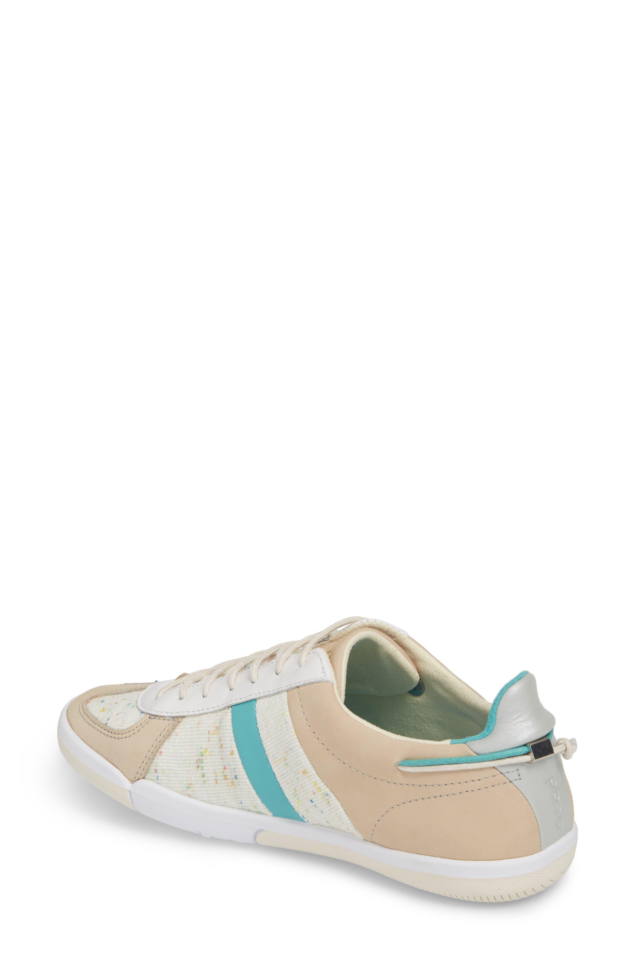 Butler Sneaker,                             Alternate thumbnail 2, color,                             Turtledove Leather