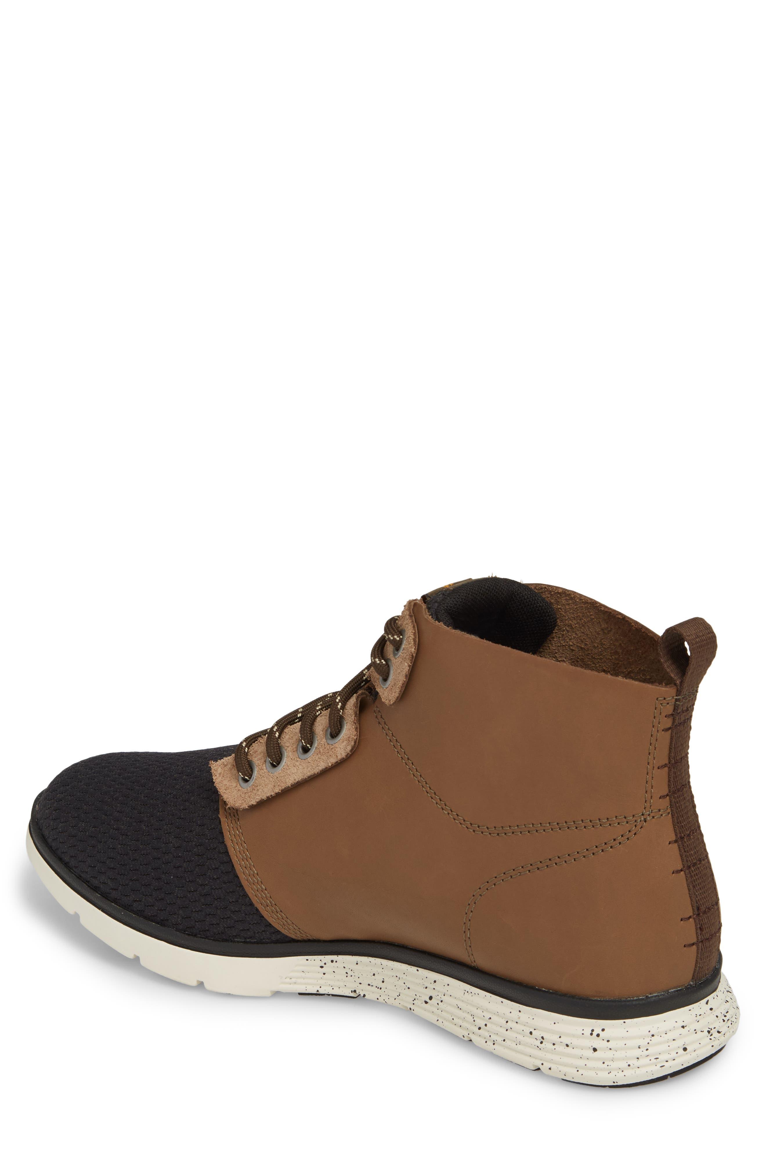 Killington Plain Toe Boot,                             Alternate thumbnail 2, color,                             Buckskin Leather