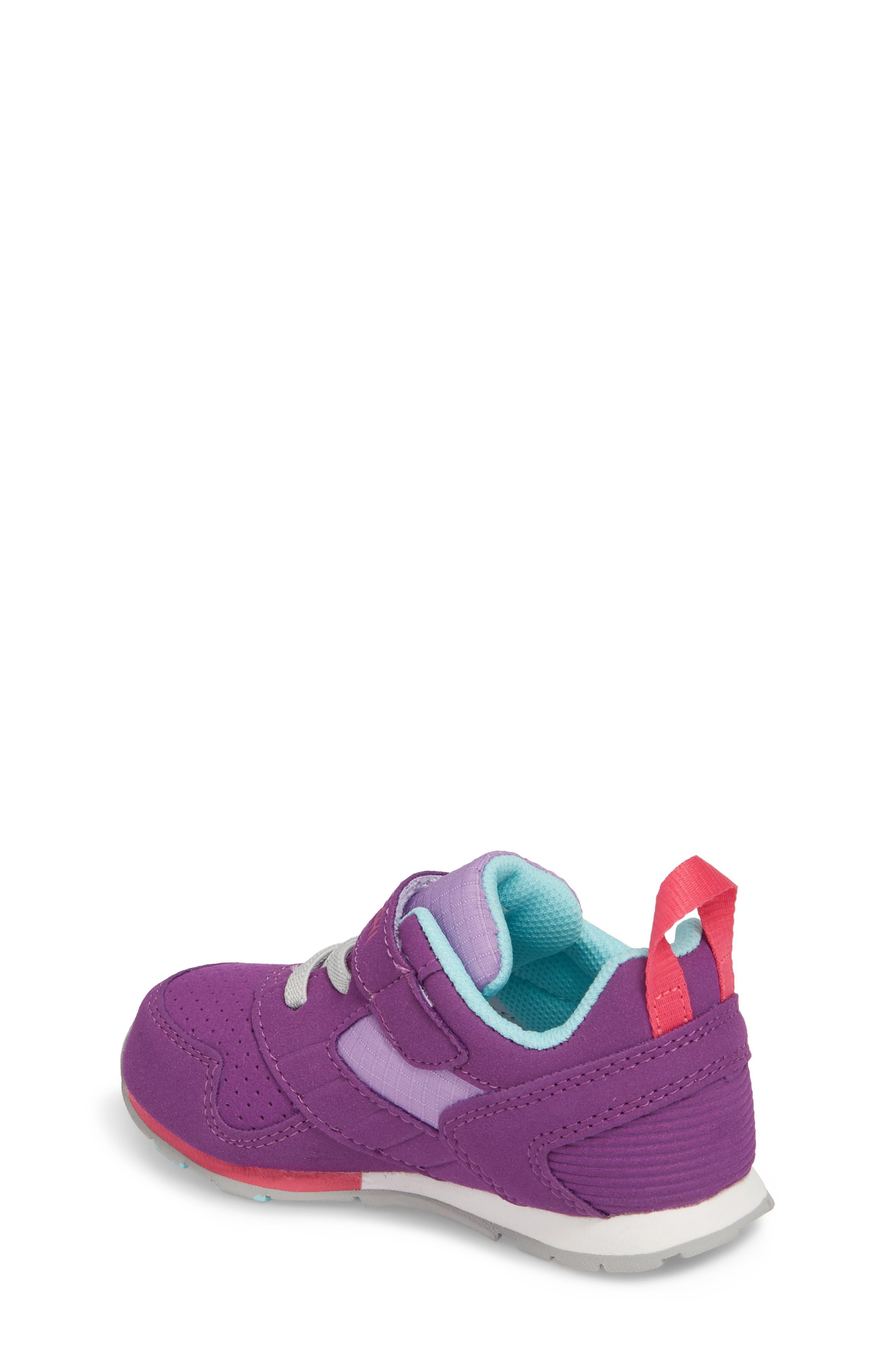 Alternate Image 2  - Tsukihoshi Racer Washable Sneaker (Walker, Toddler & Little Kid)