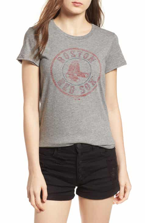 '47 Boston Red Sox Fader Letter Tee
