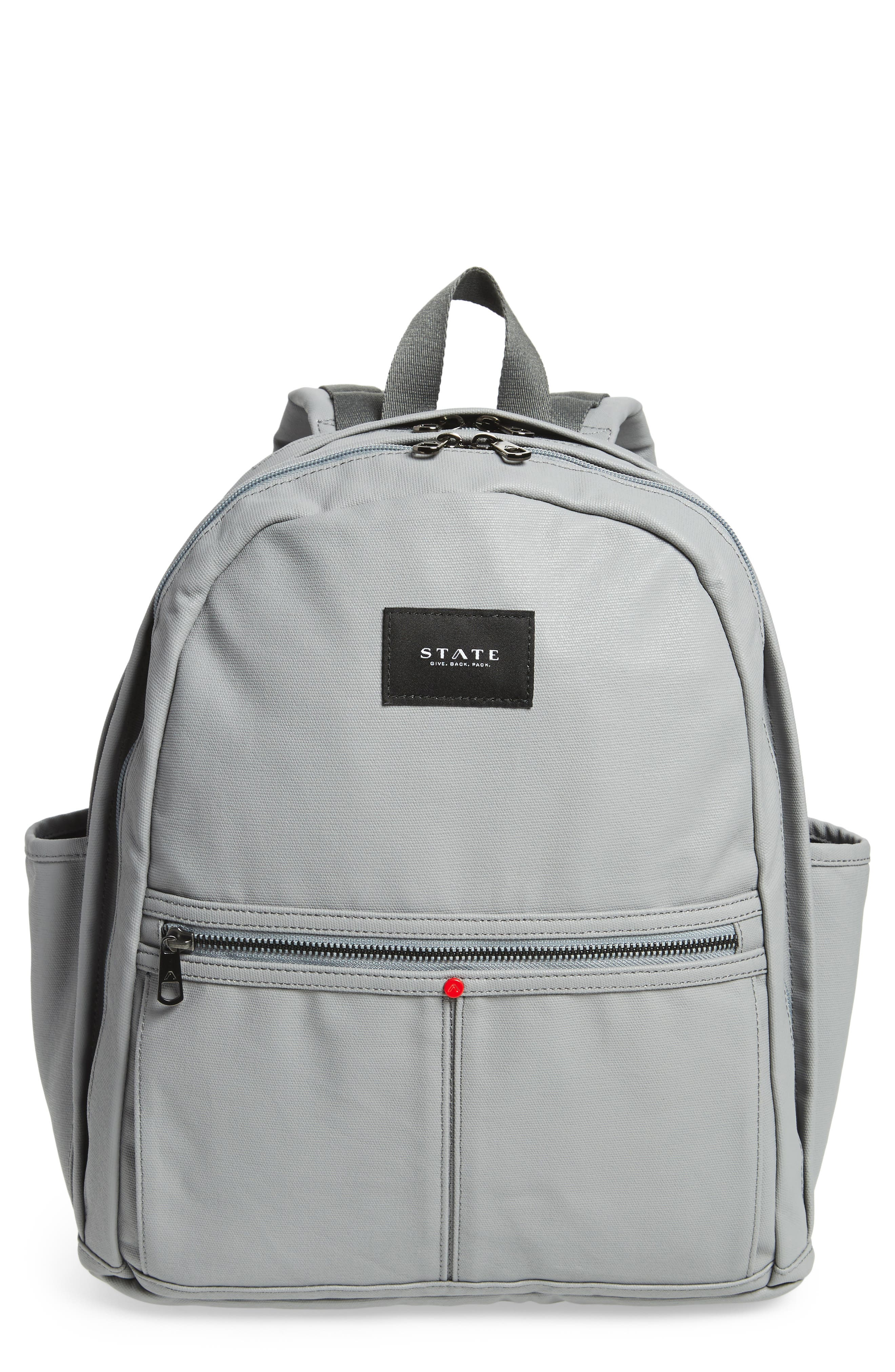 Greenpoint Kent Backpack,                             Main thumbnail 1, color,                             Frost Grey