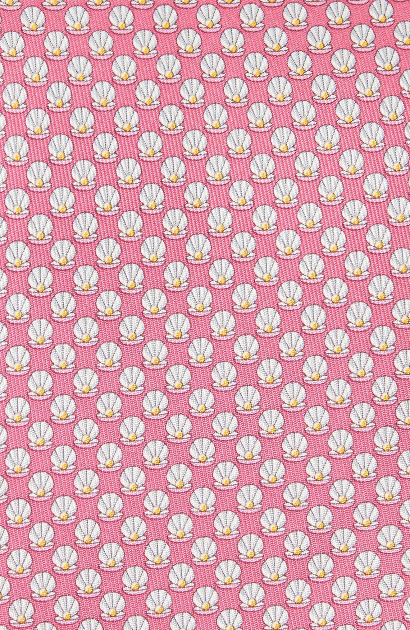 Alternate Image 2  - Salvatore Ferragamo Ematite Print Silk Tie