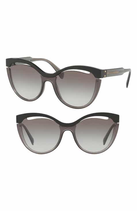 545f7f0a176a Women's Miu Miu Cat-Eye Sunglasses | Nordstrom