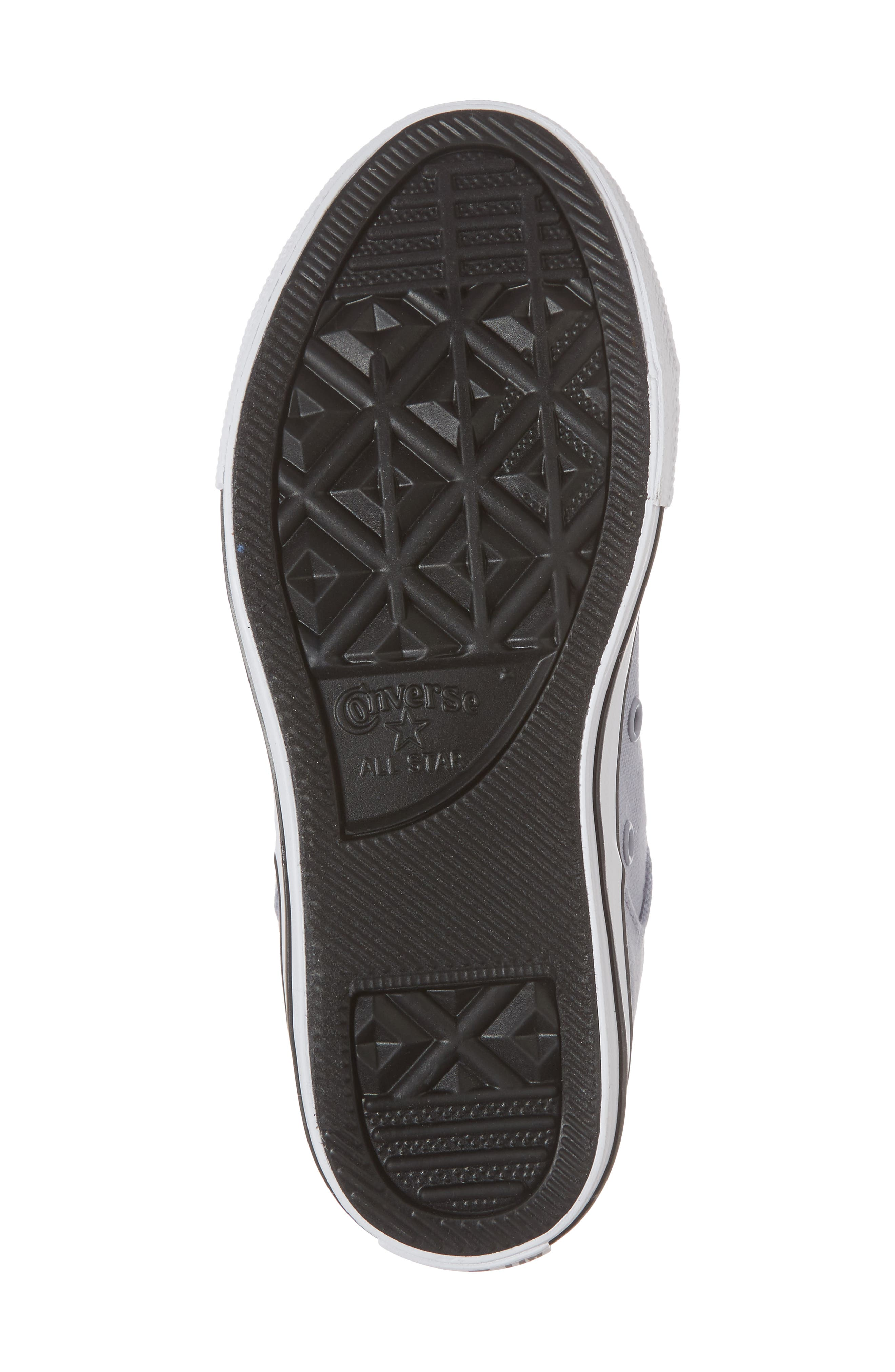 Chuck Taylor<sup>®</sup> All Star<sup>®</sup> 'High Street' Slip-On Sneaker,                             Alternate thumbnail 6, color,                             Glacier Grey
