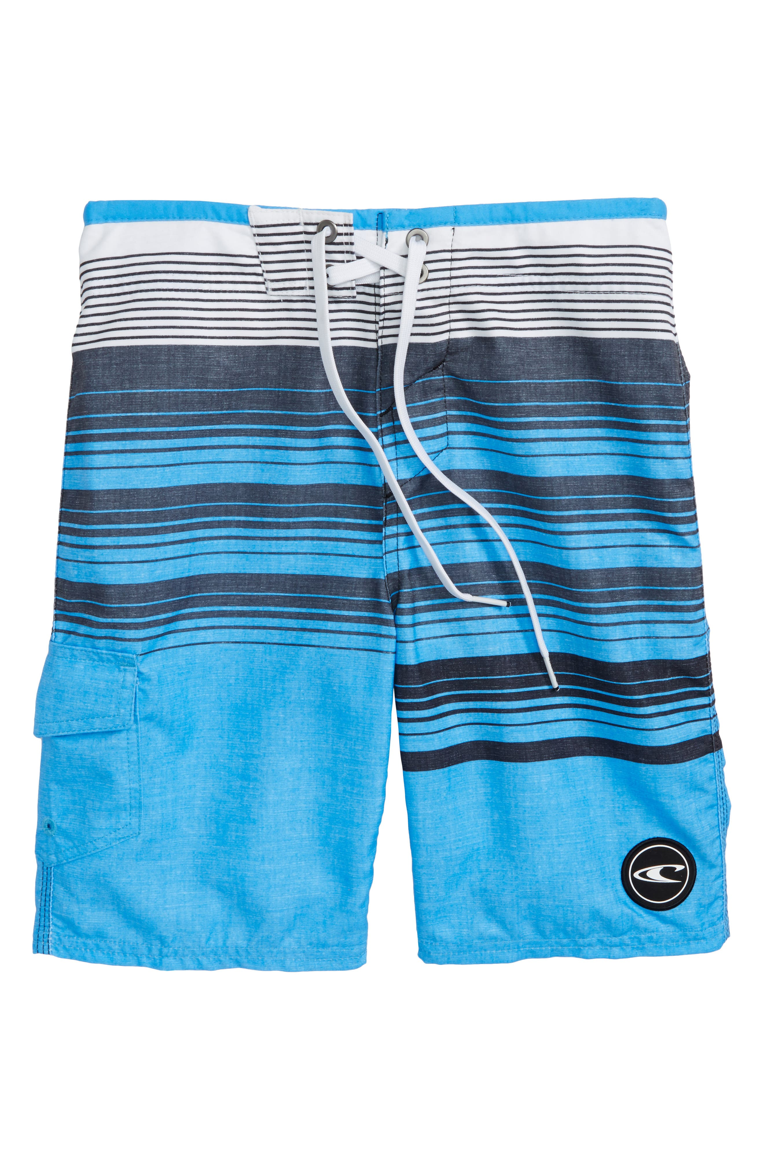 Bennett Board Shorts,                         Main,                         color, Blue