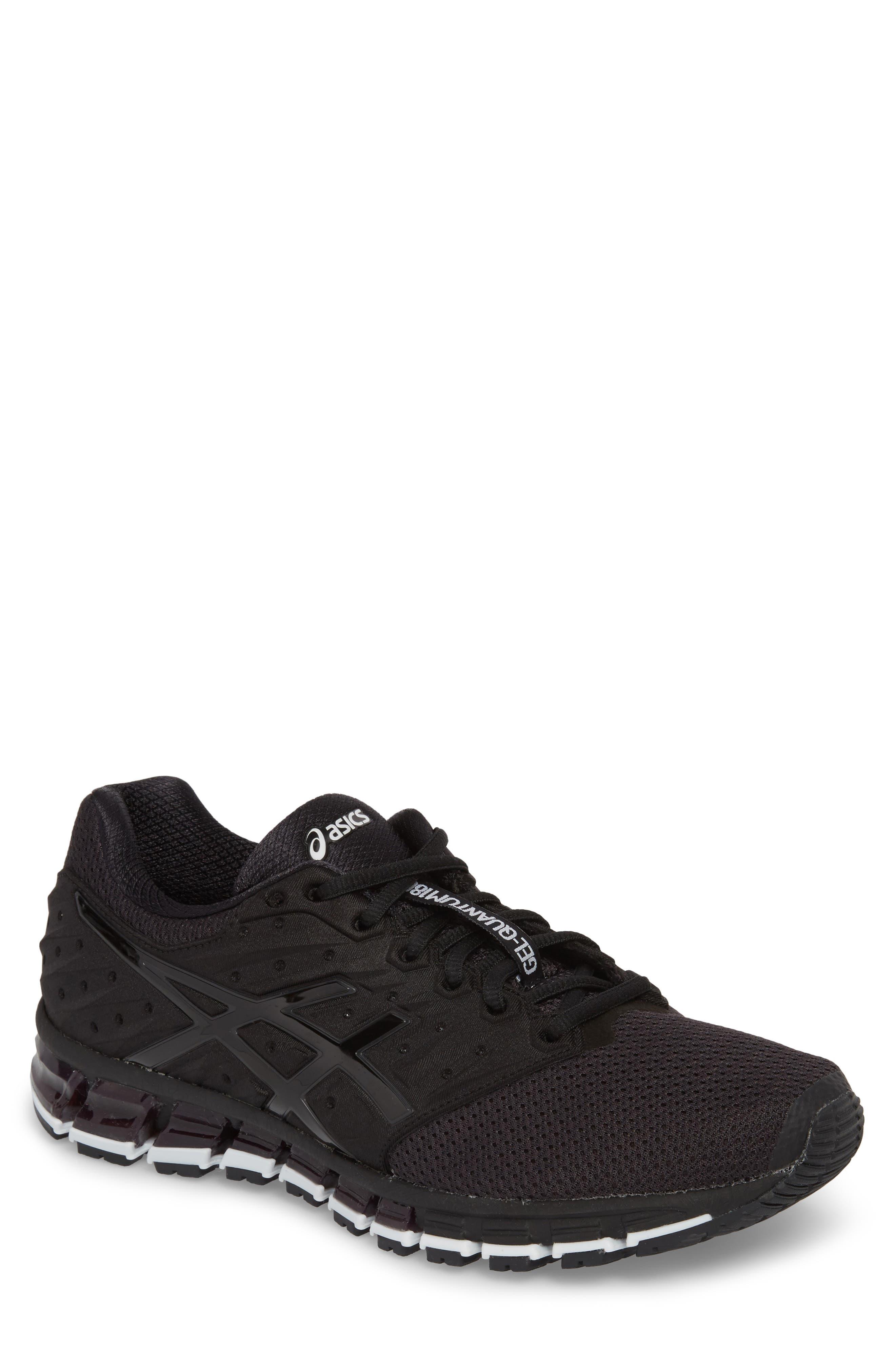 GEL-Quantum 180 2 MX Running Shoe,                         Main,                         color, Phantom/ Black/ White