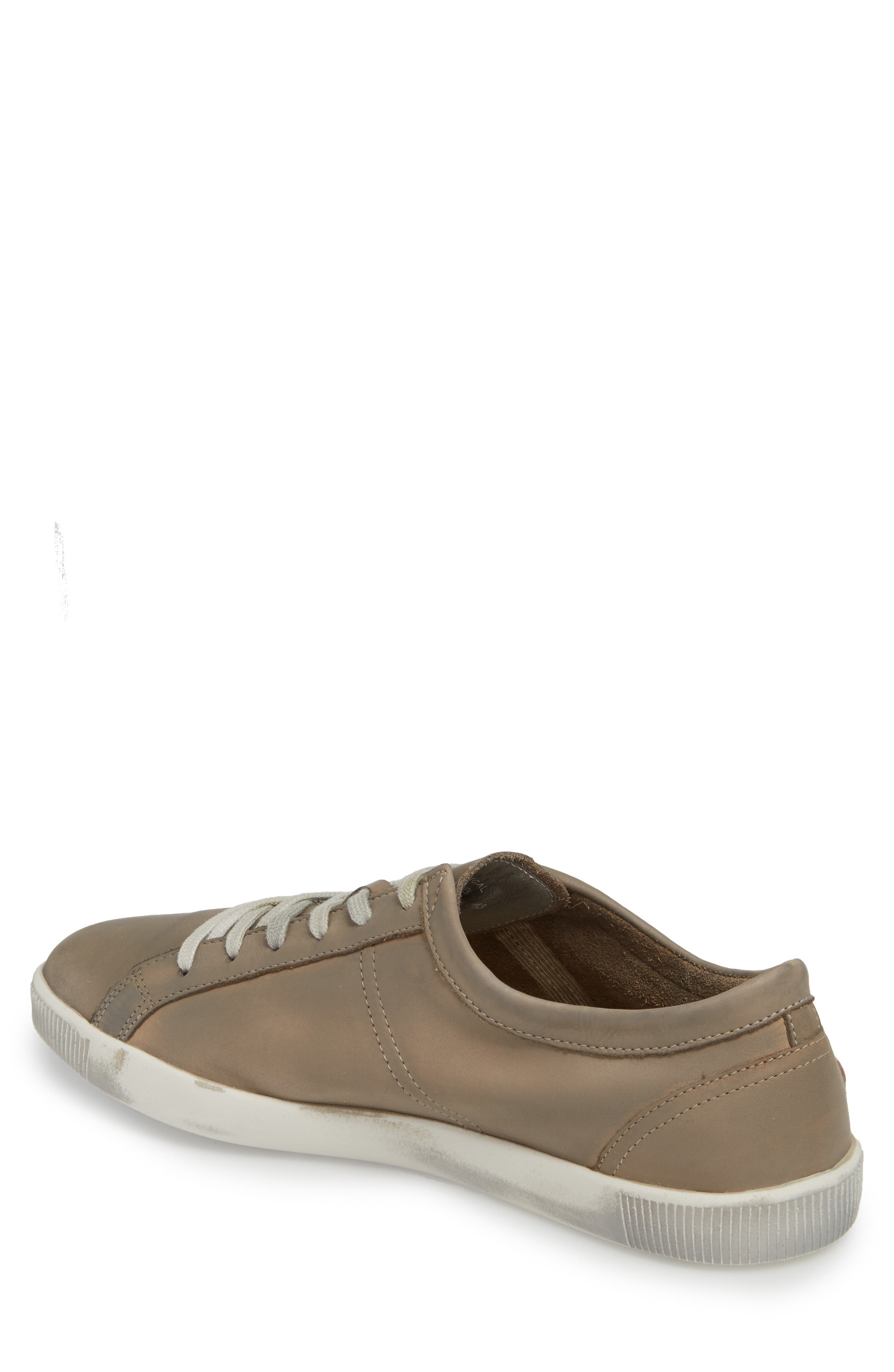 Tom Sneaker,                             Alternate thumbnail 2, color,                             Taupe Leather
