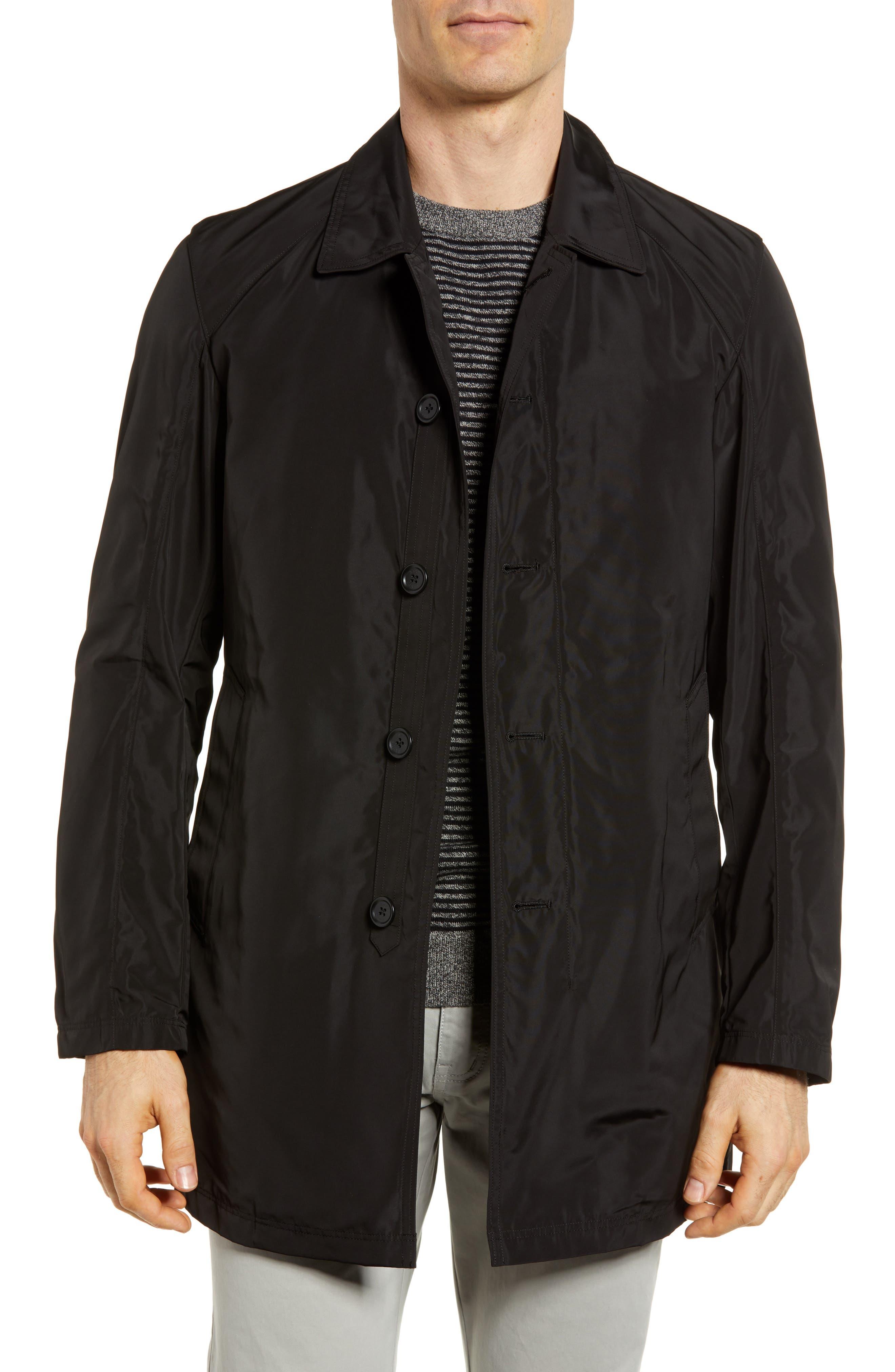 S/B Raincoat,                             Main thumbnail 1, color,                             Black