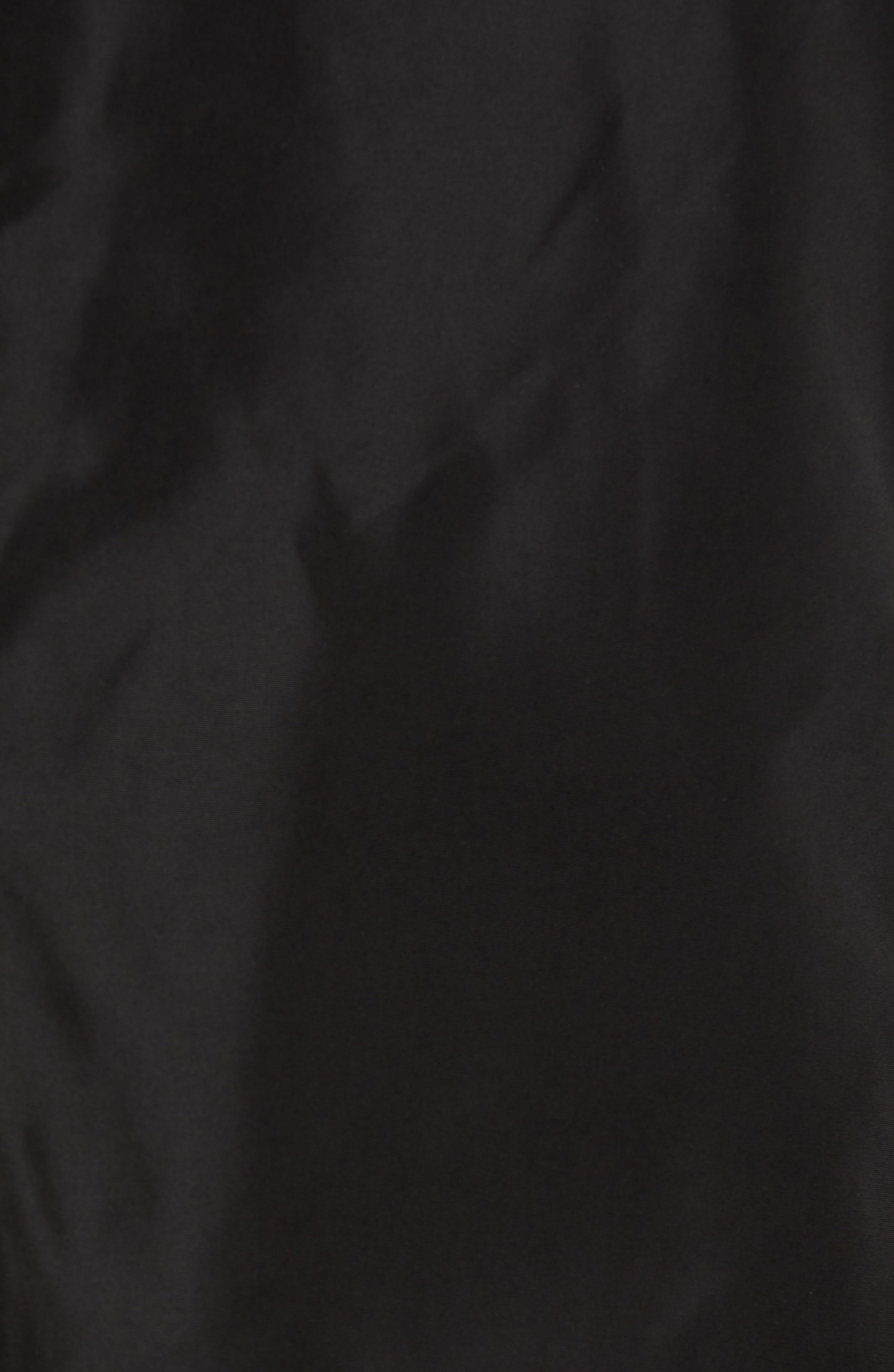 S/B Raincoat,                             Alternate thumbnail 5, color,                             Black