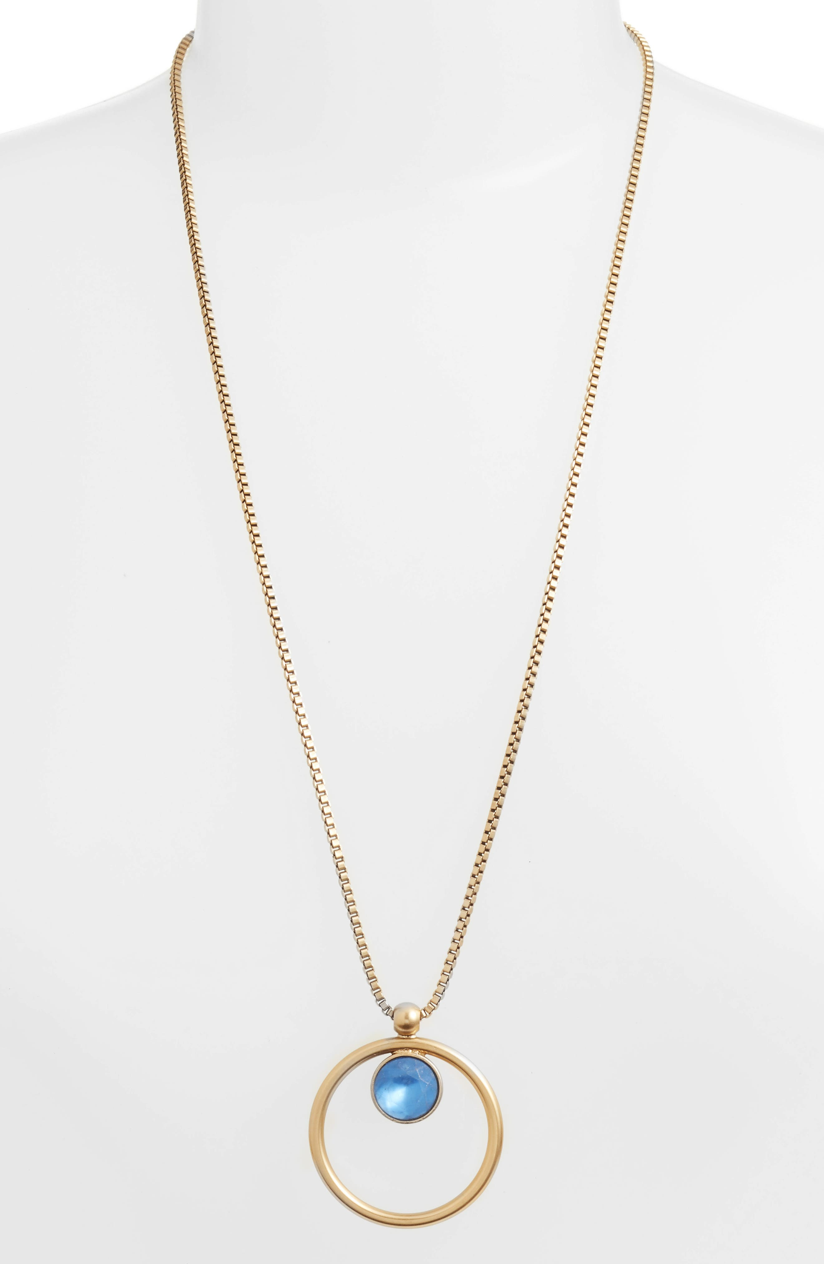 Loren Hope Cecilia Box Chain Necklace