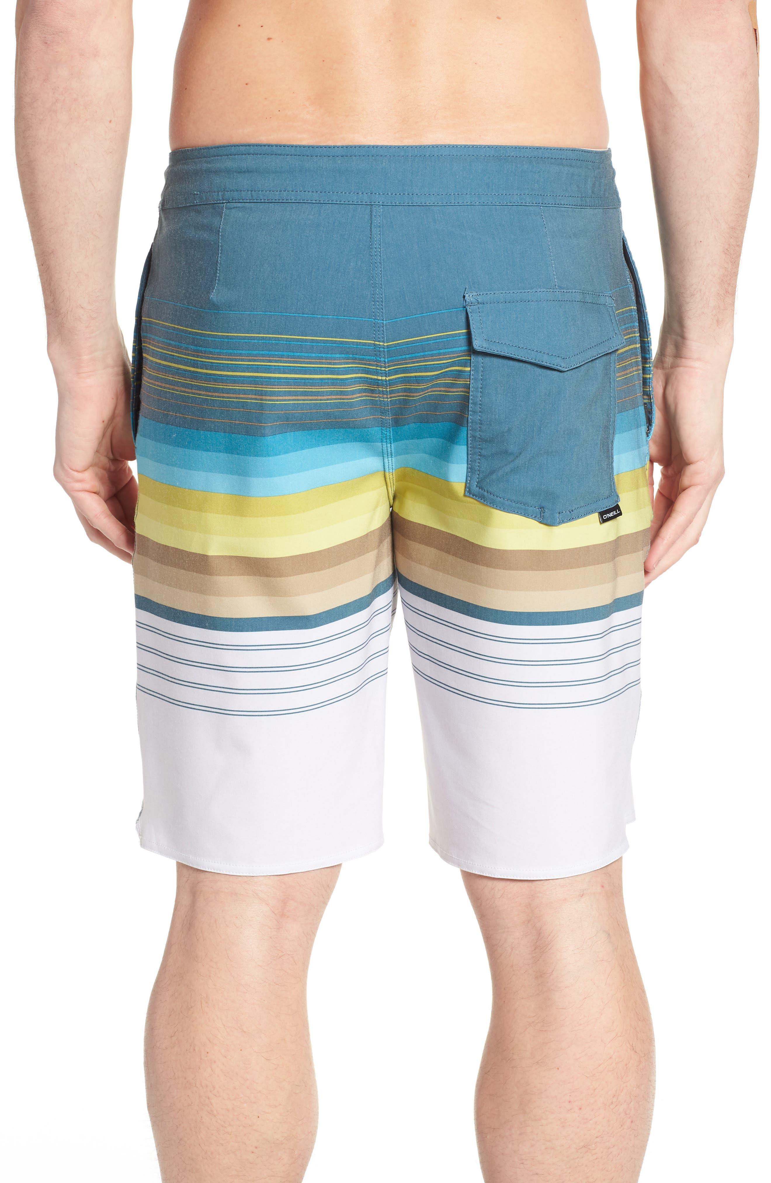 Sandbar Cruzer Board Shorts,                             Alternate thumbnail 2, color,                             Fog