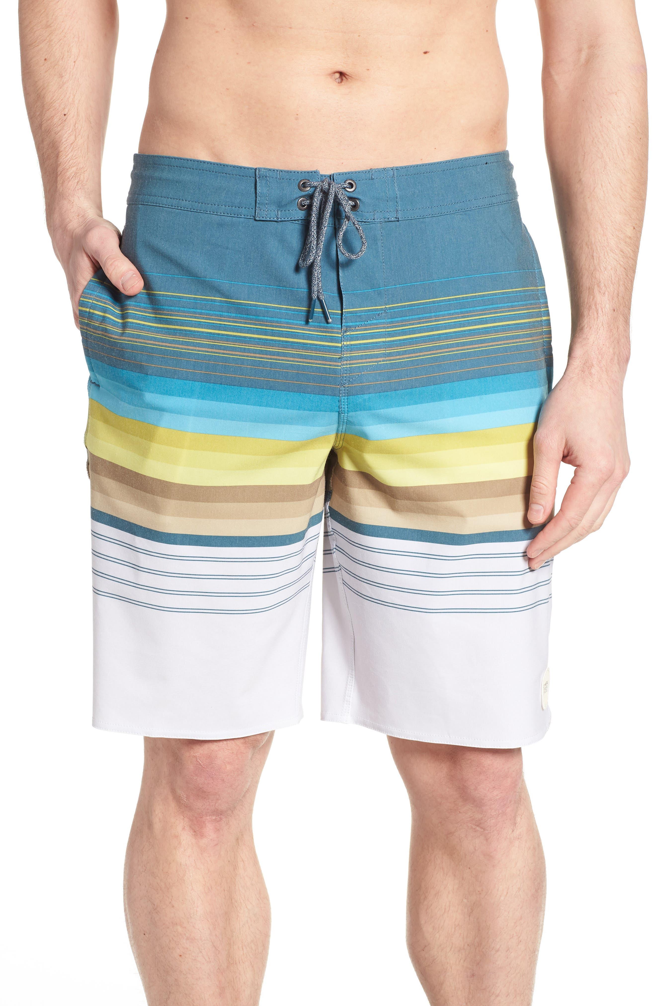 Sandbar Cruzer Board Shorts,                         Main,                         color, Fog